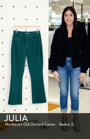 Crop Flare Pants, sales video thumbnail