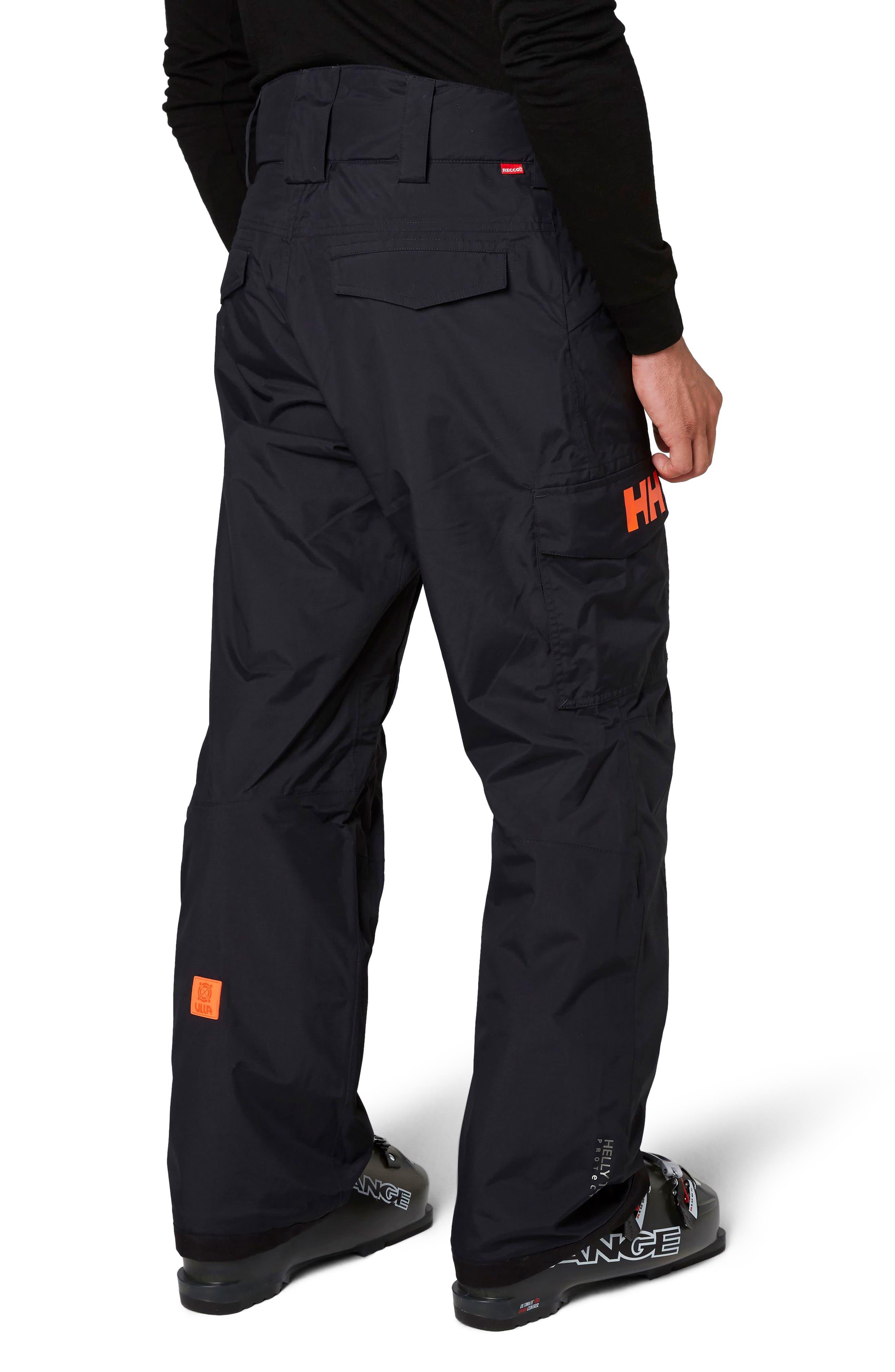 'Sogn' Waterproof PrimaLoft<sup>®</sup> Cargo Snow Pants,                             Alternate thumbnail 2, color,                             015