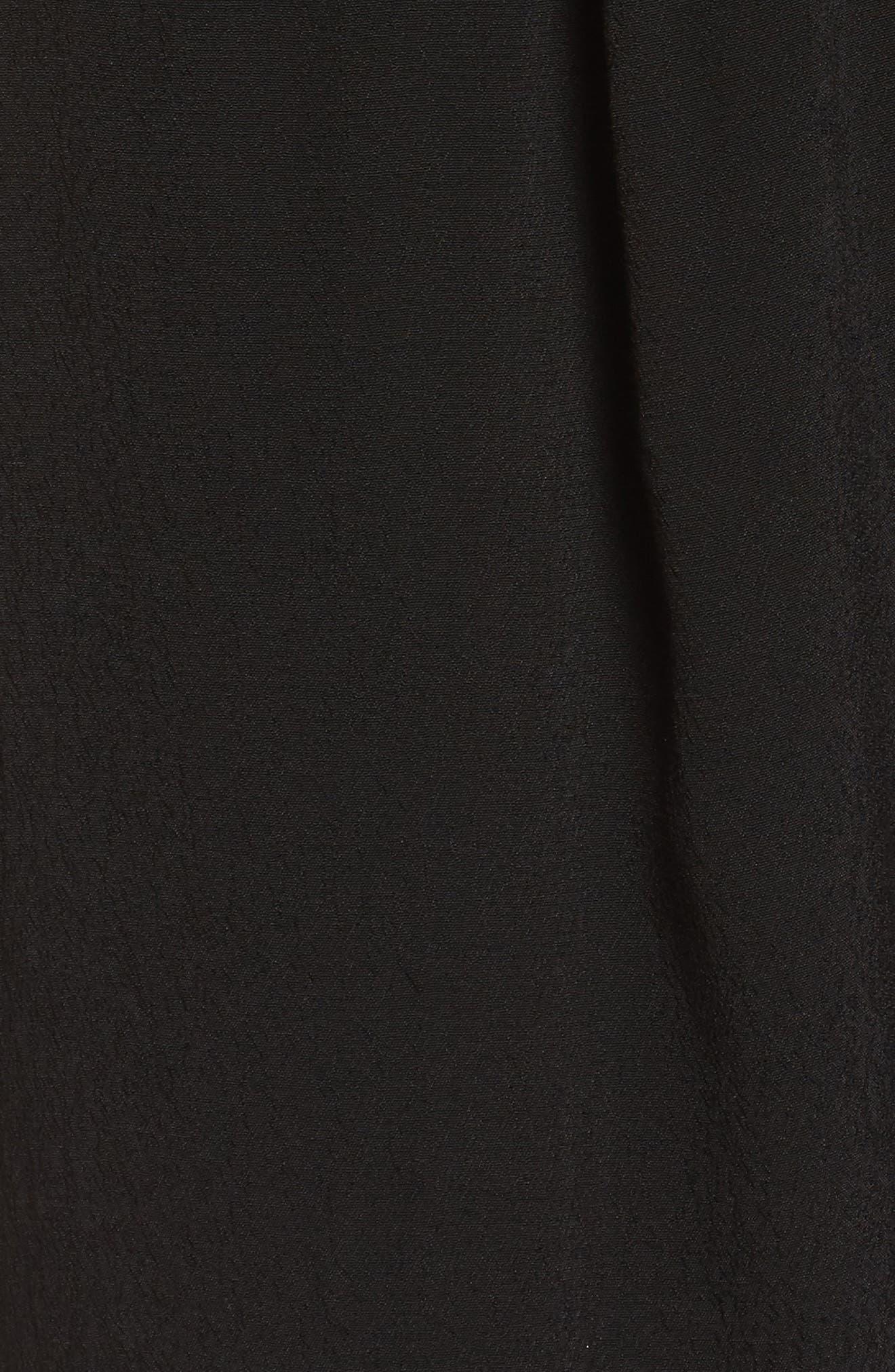 Cold Shoulder Jumpsuit,                             Alternate thumbnail 5, color,