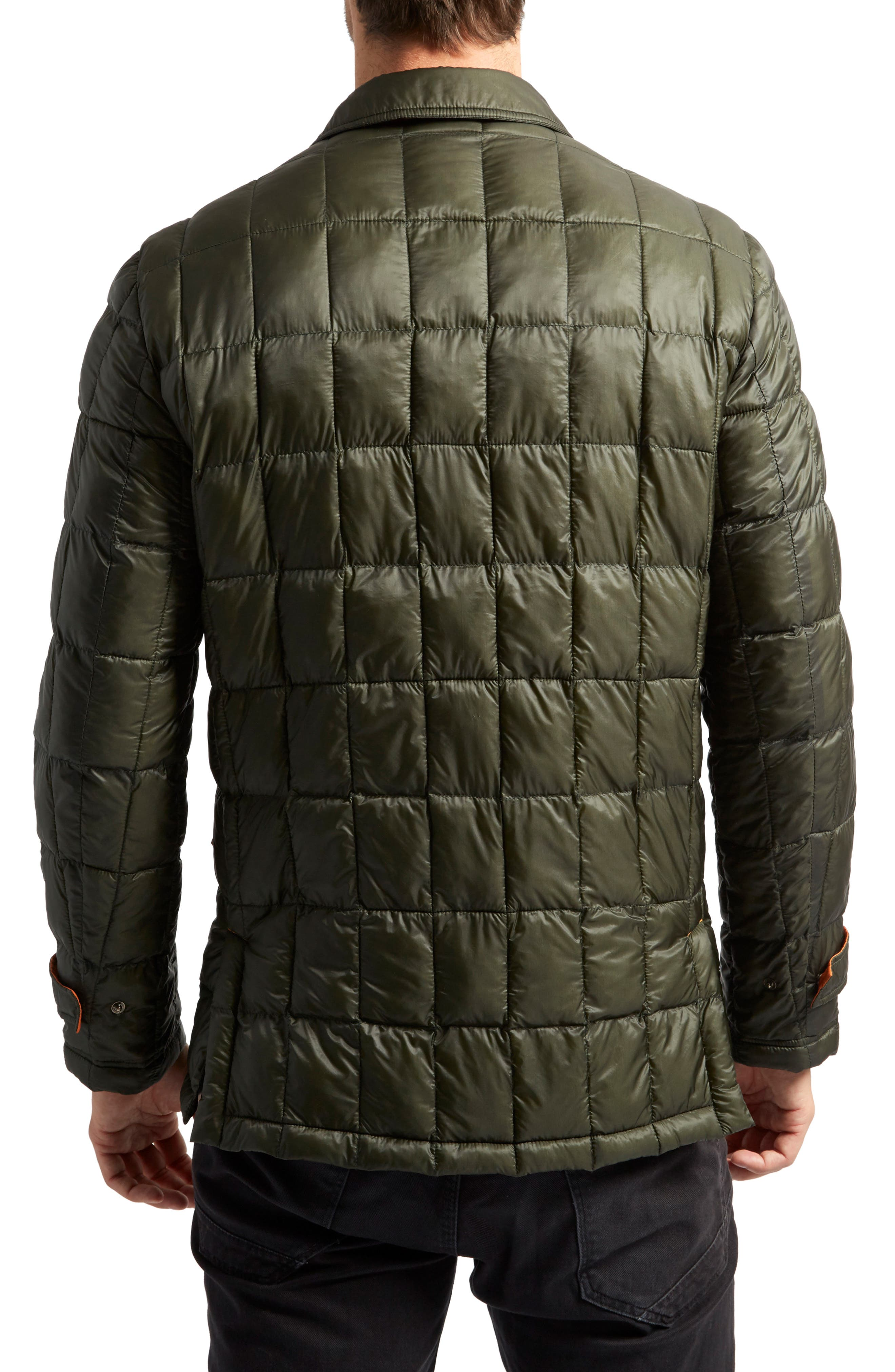Butler Heat System Quilted Walking Jacket,                             Alternate thumbnail 2, color,                             340