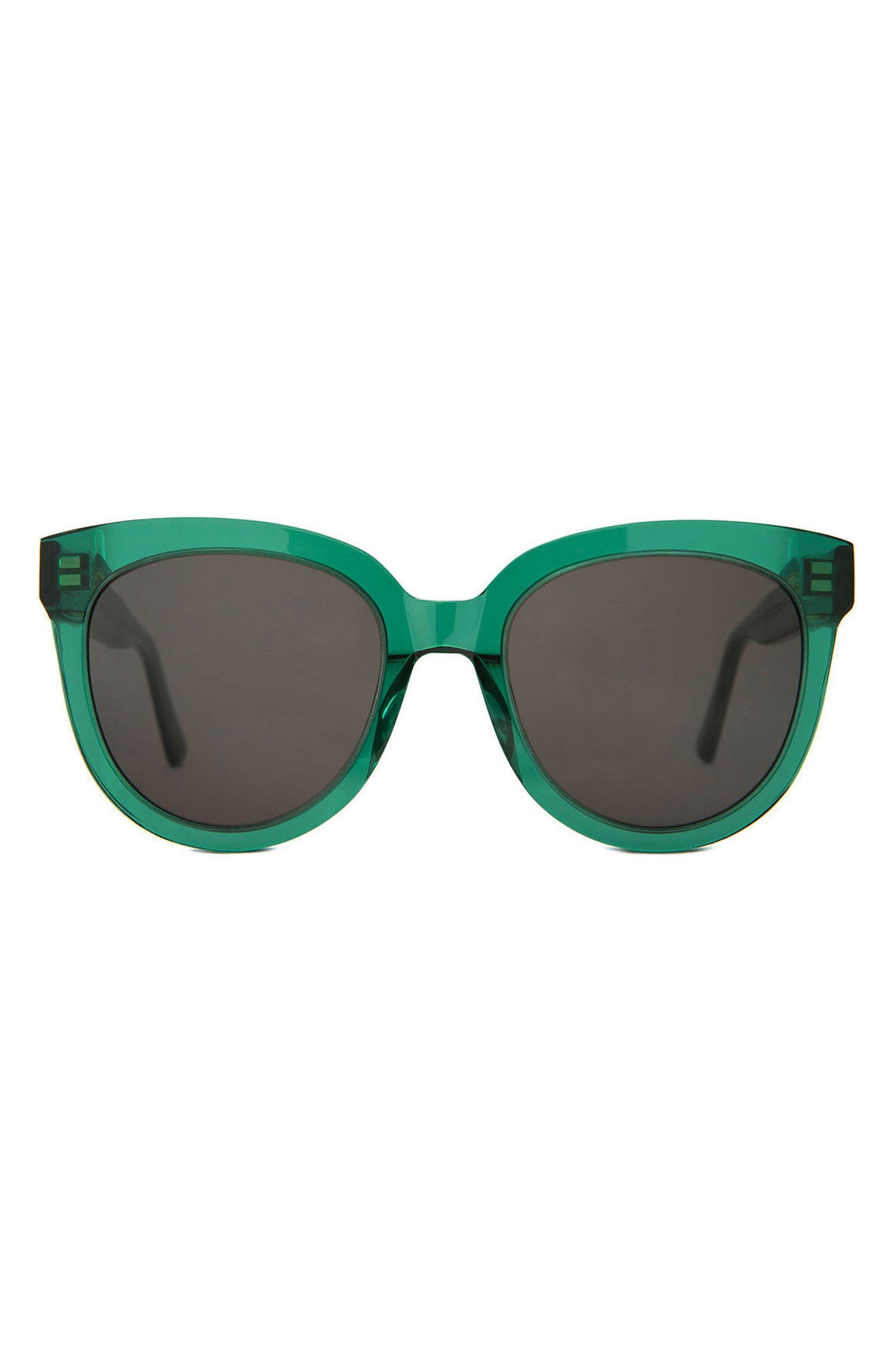 Illusion 53mm Sunglasses,                         Main,                         color, 300