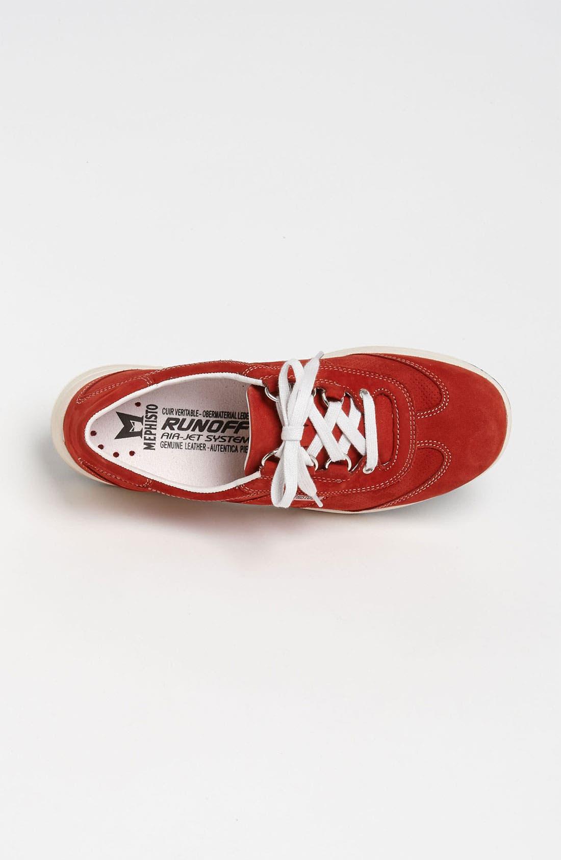 Laser Perforated Walking Shoe,                             Alternate thumbnail 22, color,