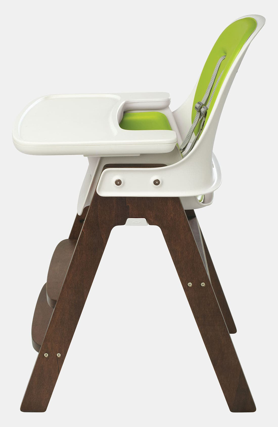 'Sprout' Chair,                             Alternate thumbnail 8, color,                             GREEN/ WALNUT