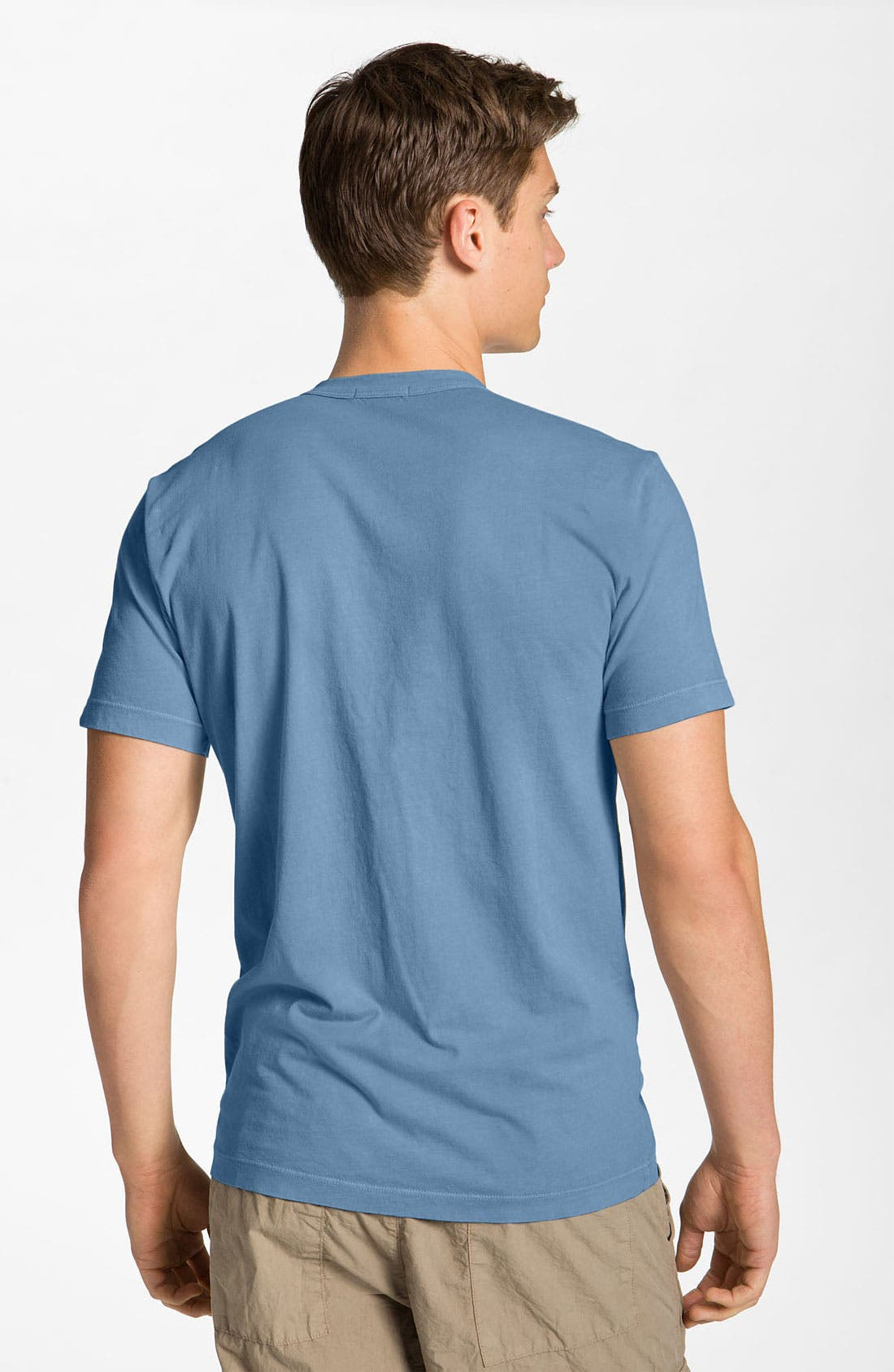 Crewneck Jersey T-Shirt,                             Alternate thumbnail 195, color,