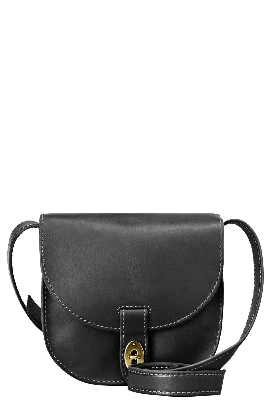 'Austin - Small' Crossbody Bag,                             Main thumbnail 1, color,                             001