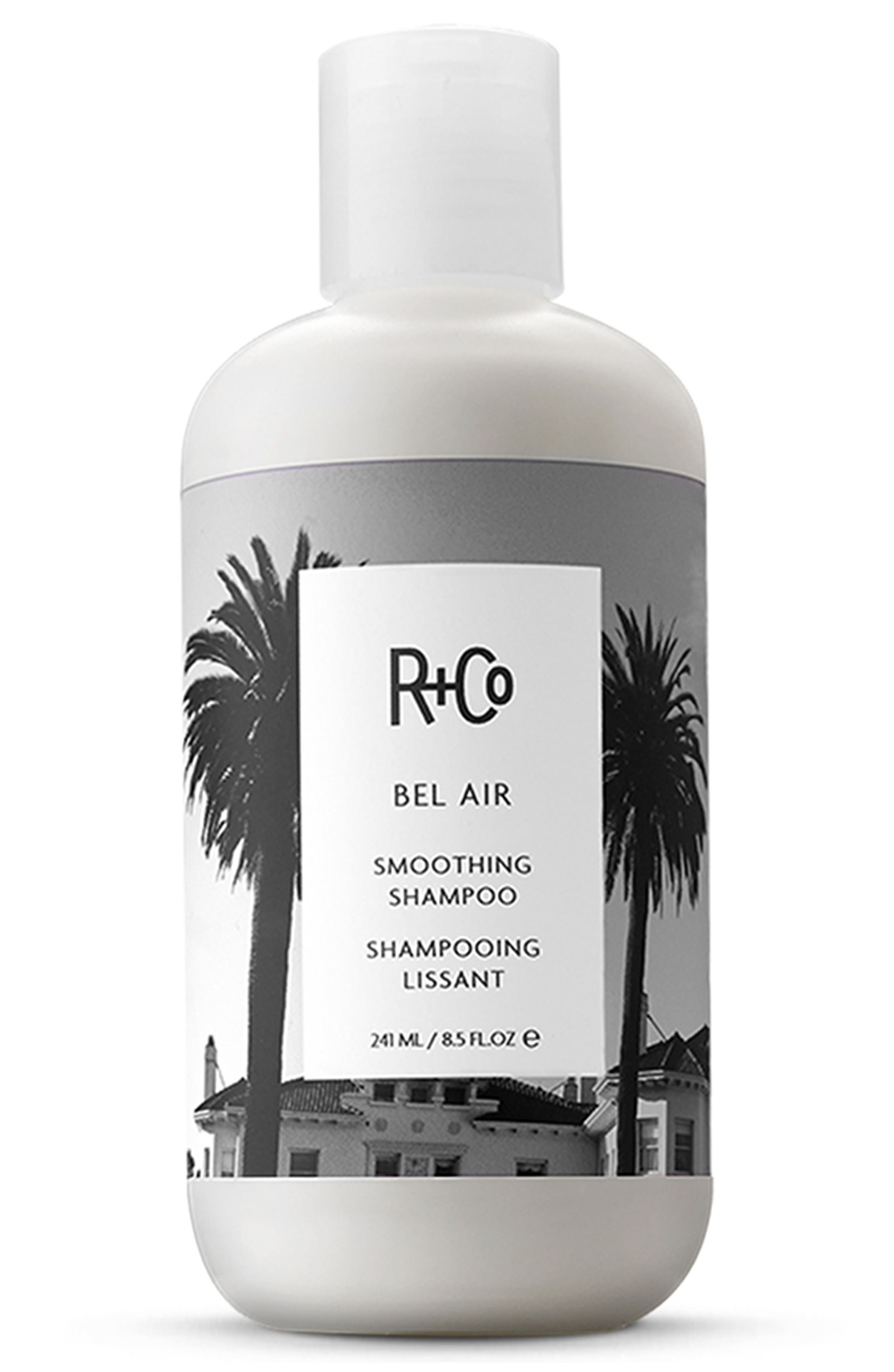 SPACE.NK.apothecary R+Co Bel Air Smoothing Shampoo,                         Main,                         color, 000