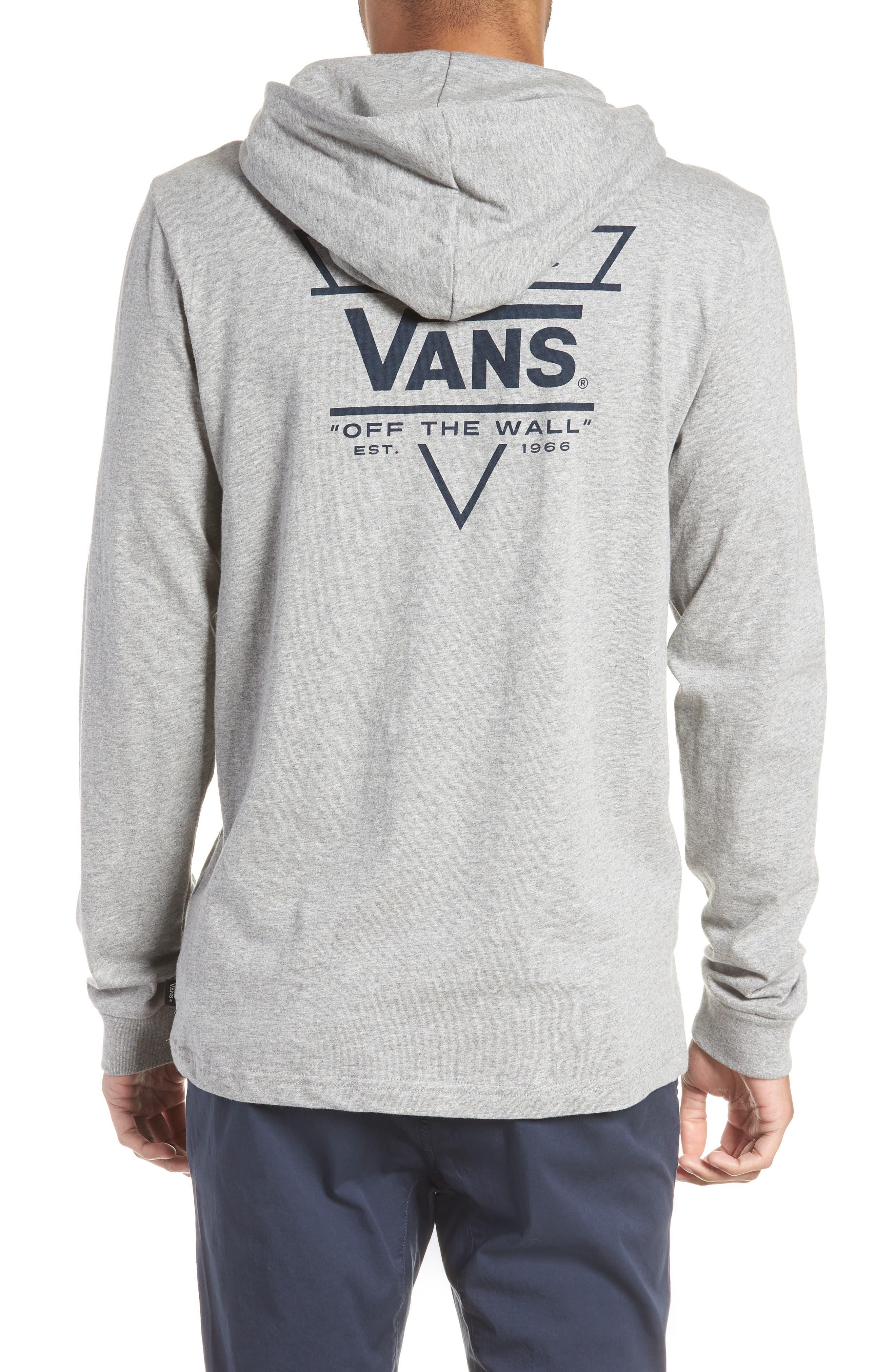 Van Doren Hooded T-Shirt,                             Alternate thumbnail 2, color,                             030