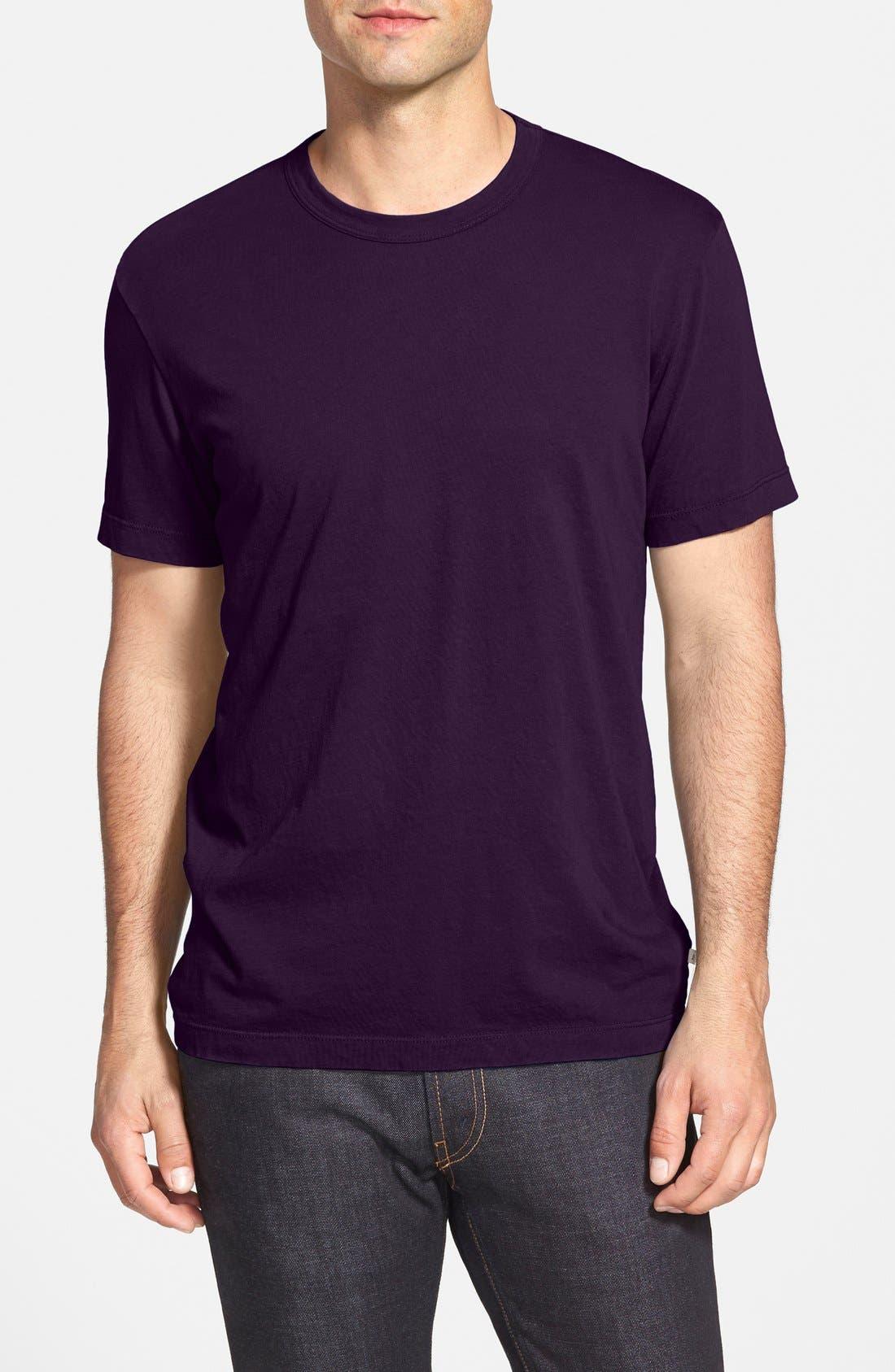 Crewneck Jersey T-Shirt,                             Main thumbnail 98, color,