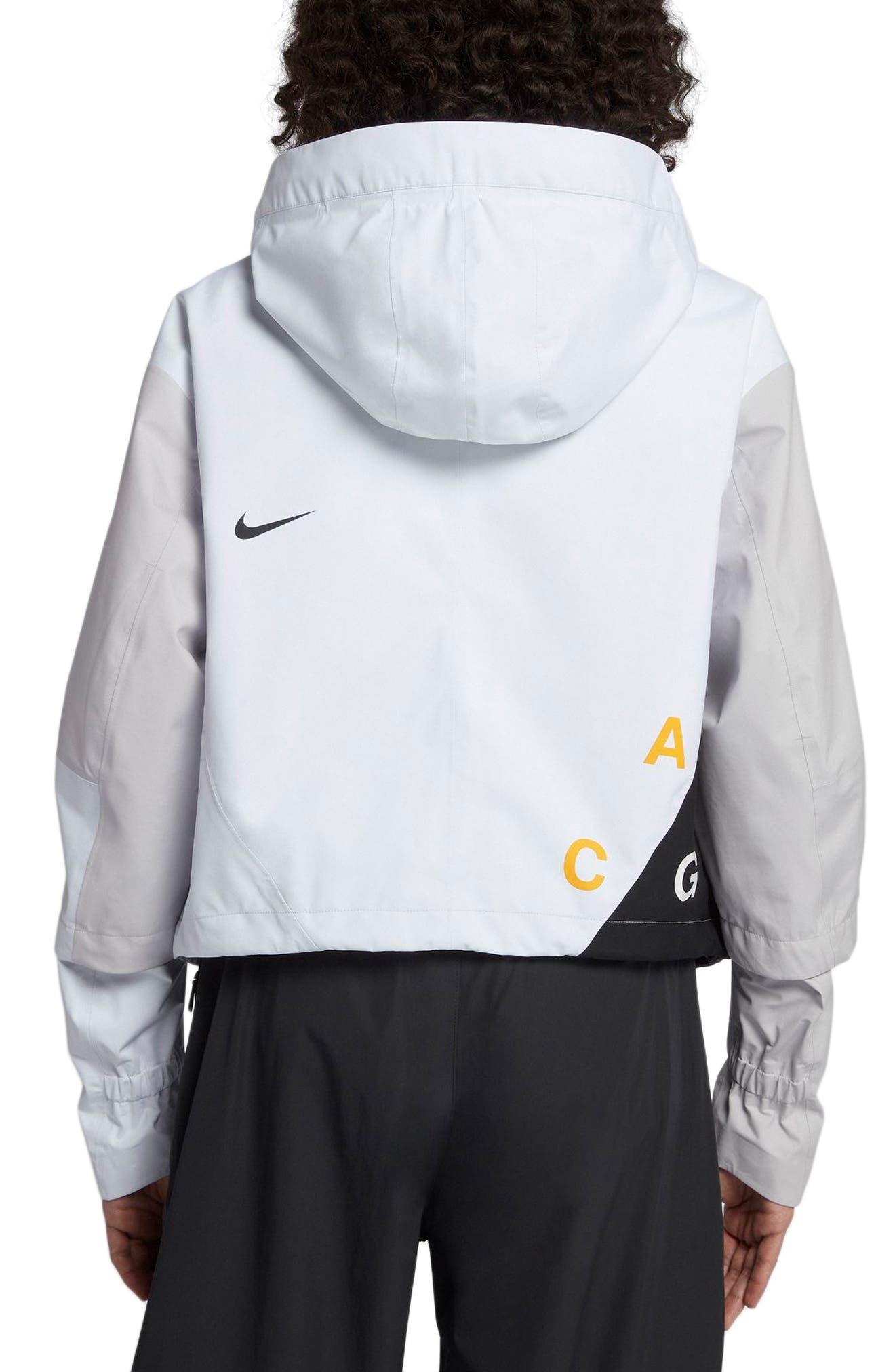 NikeLab ACG Gore-Tex<sup>®</sup> Women's Jacket,                             Alternate thumbnail 8, color,