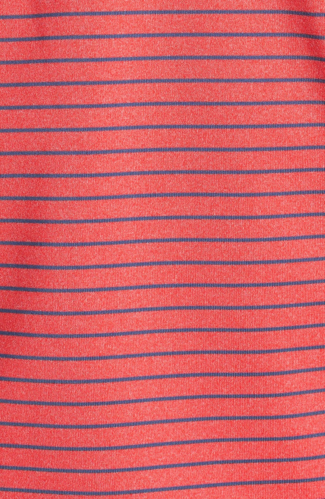 'Playoff' Loose Fit Short Sleeve Polo,                             Alternate thumbnail 280, color,