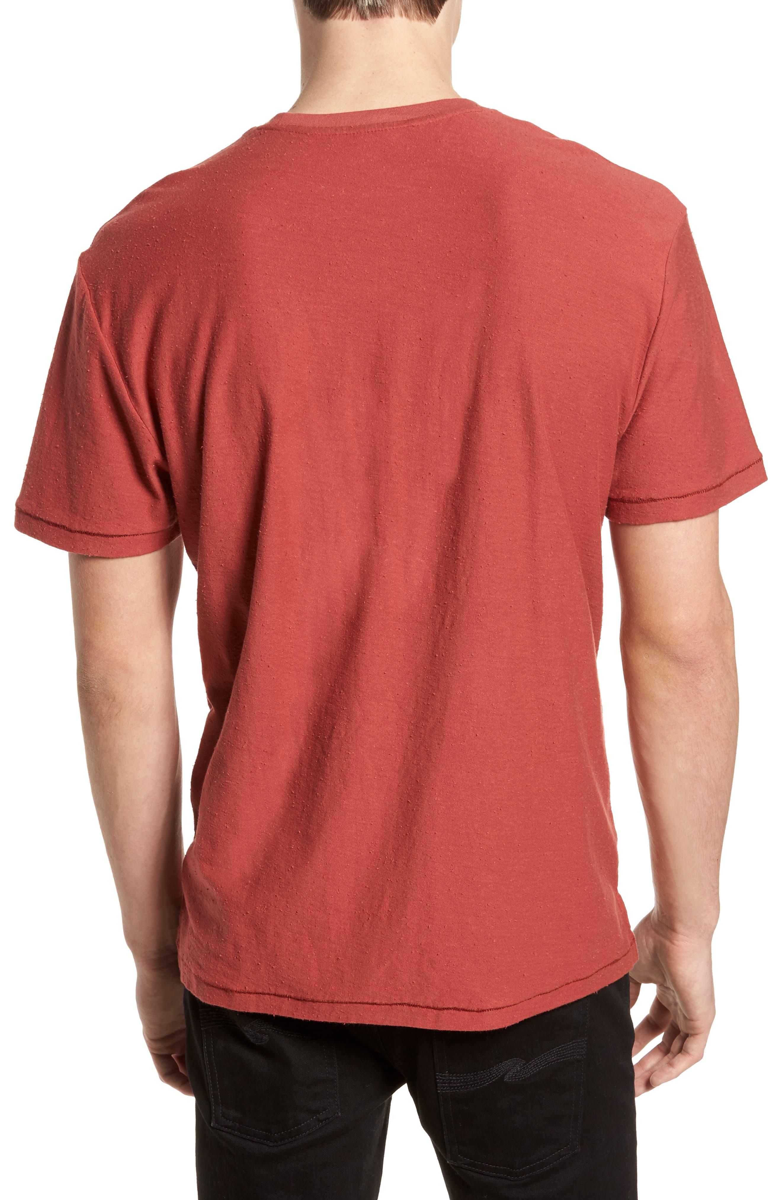 Nep Cotton Pocket T-Shirt,                             Alternate thumbnail 3, color,