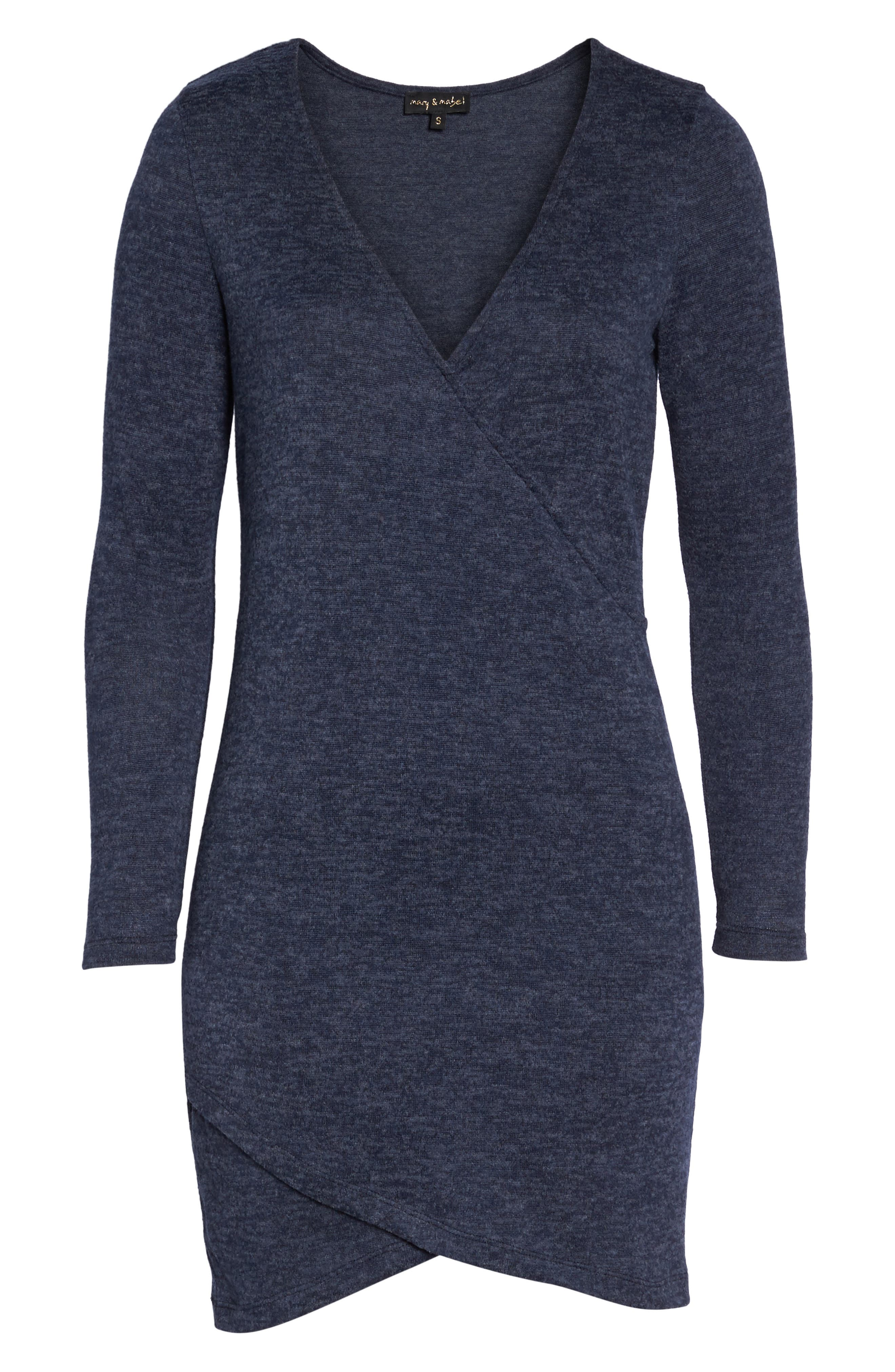 Sweater Dress,                             Alternate thumbnail 6, color,                             420