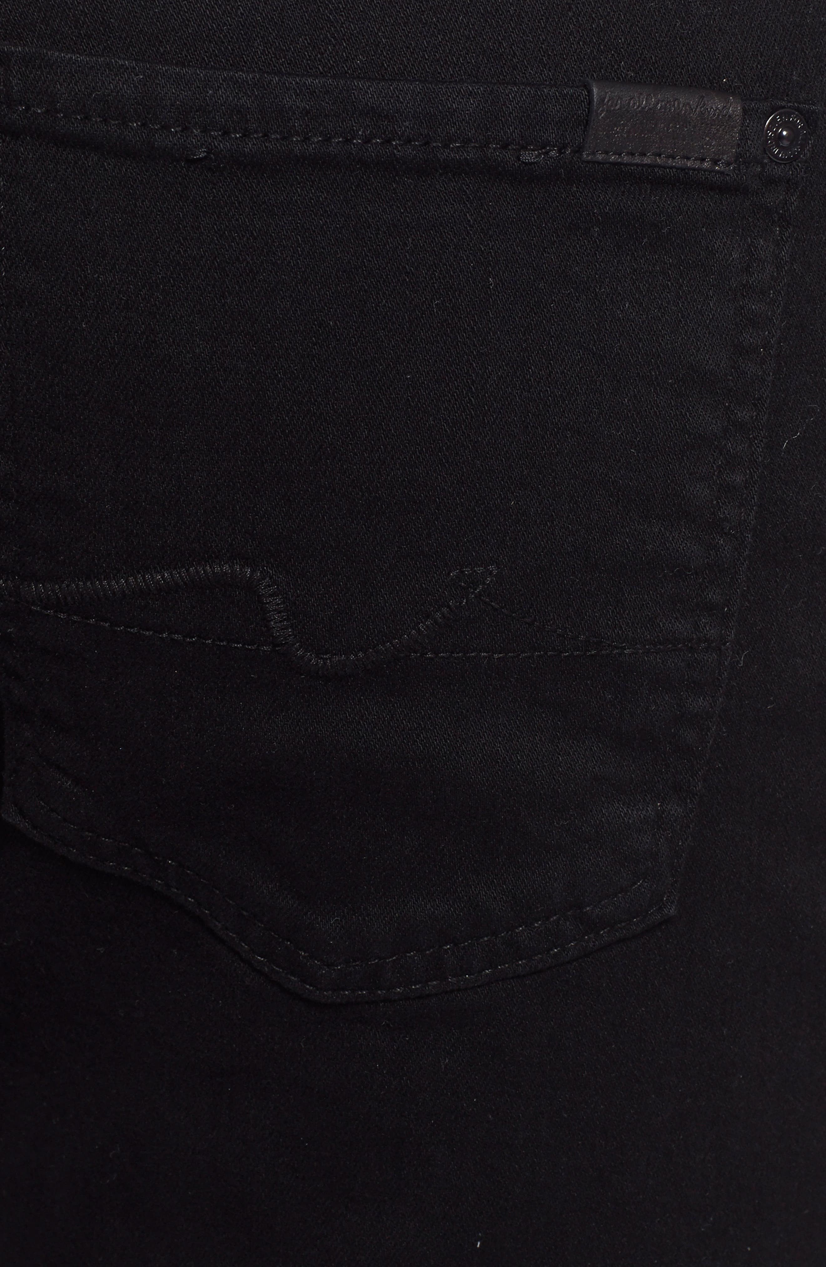 The Standard - Luxe Performance Straight Leg Jeans,                             Alternate thumbnail 3, color,                             004