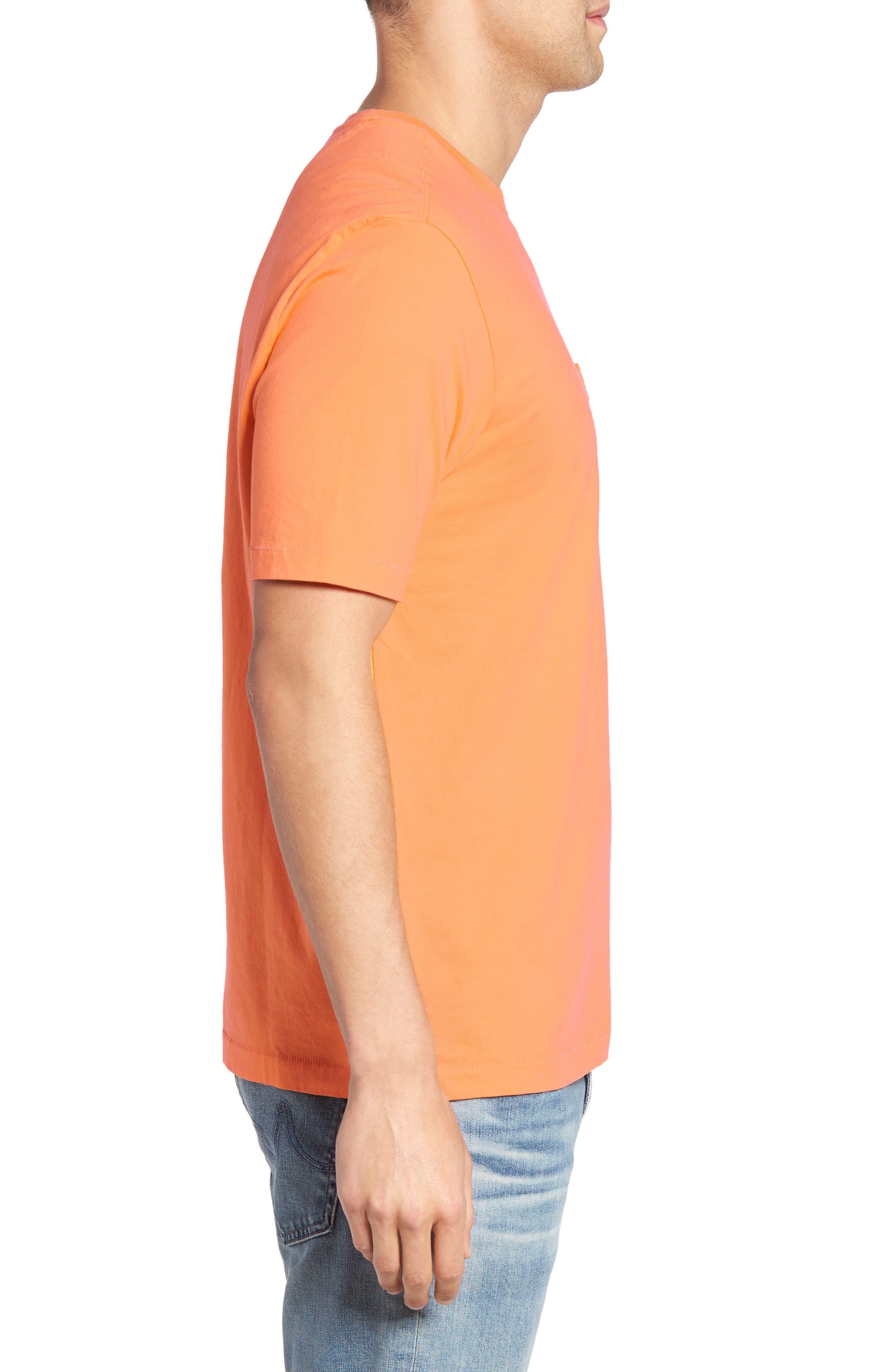 New Bali Sky Pima Cotton Pocket T-Shirt,                             Alternate thumbnail 97, color,