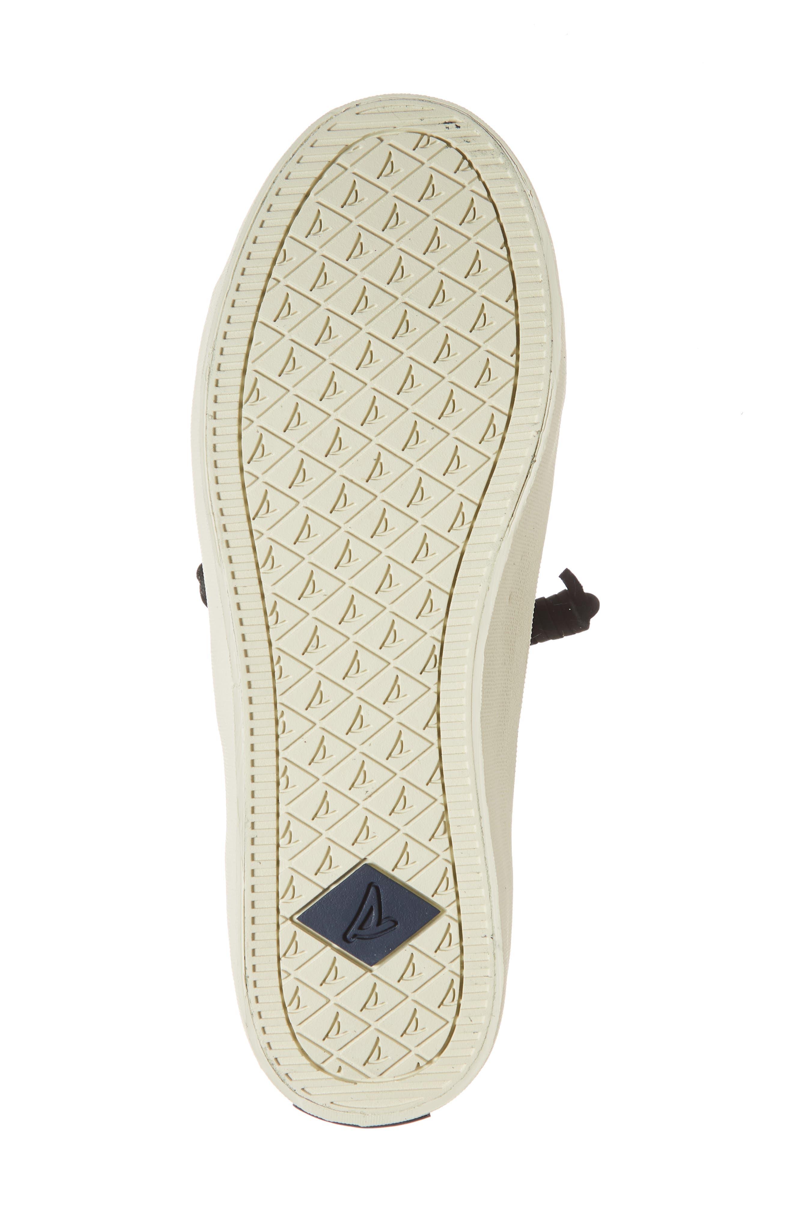 SPERRY,                             Crest Vibe Sneaker,                             Alternate thumbnail 6, color,                             001