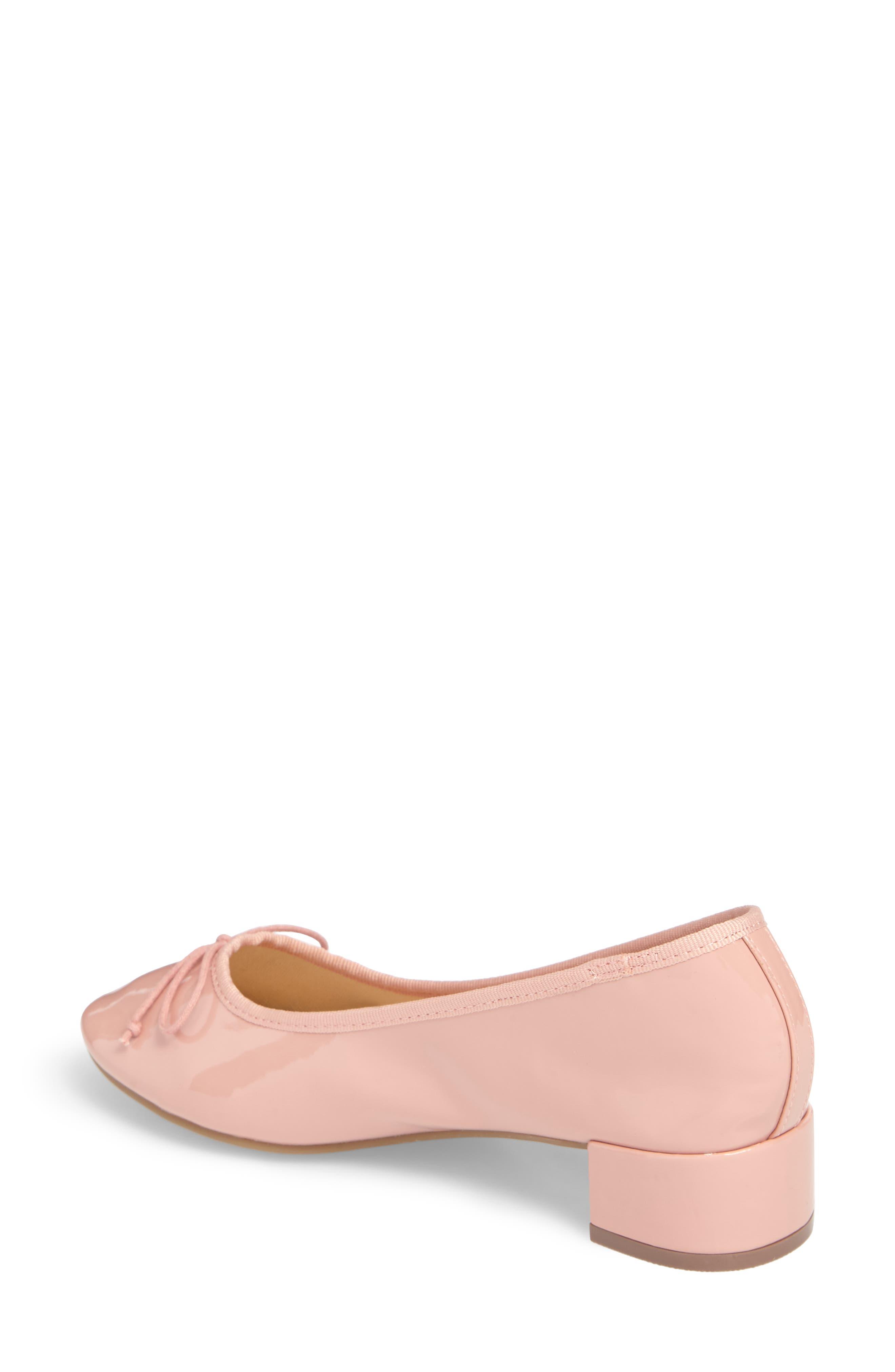 Glory Heeled Ballerina Slippers,                             Alternate thumbnail 3, color,                             650