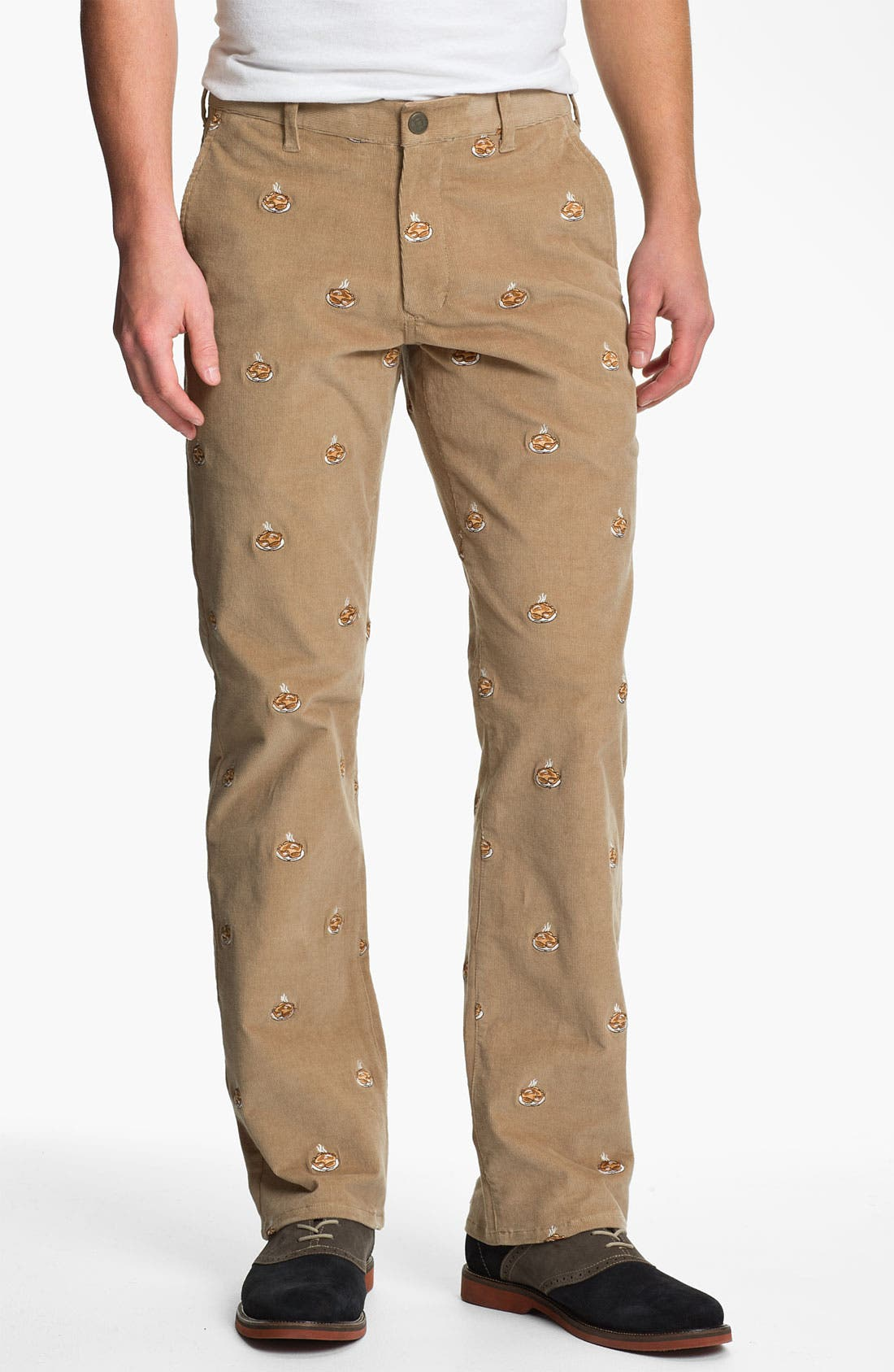 BONOBOS 'Cooked Turkeys' Corduroy Pants, Main, color, 250