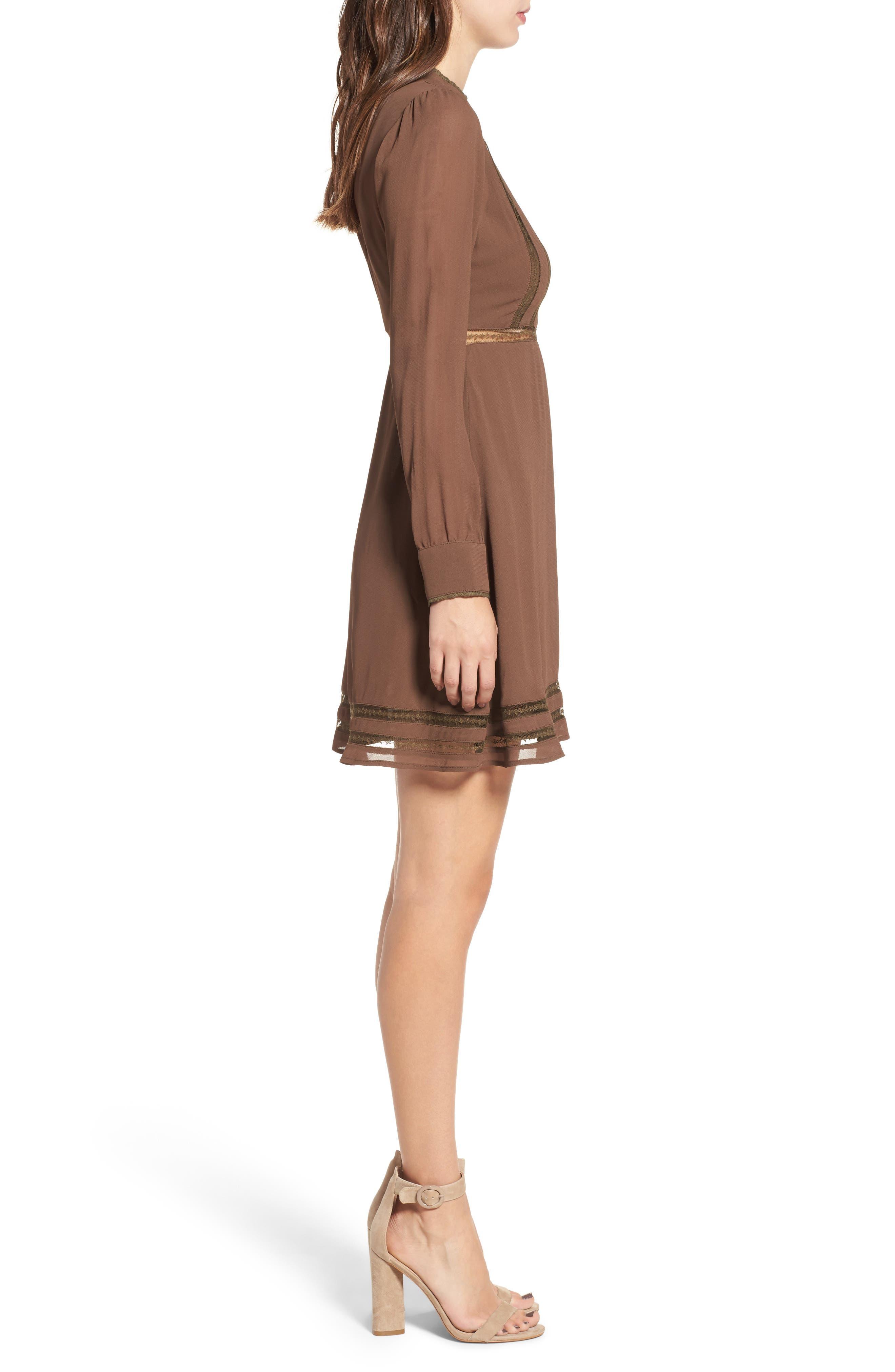 Kirsten A-Line Dress,                             Alternate thumbnail 10, color,