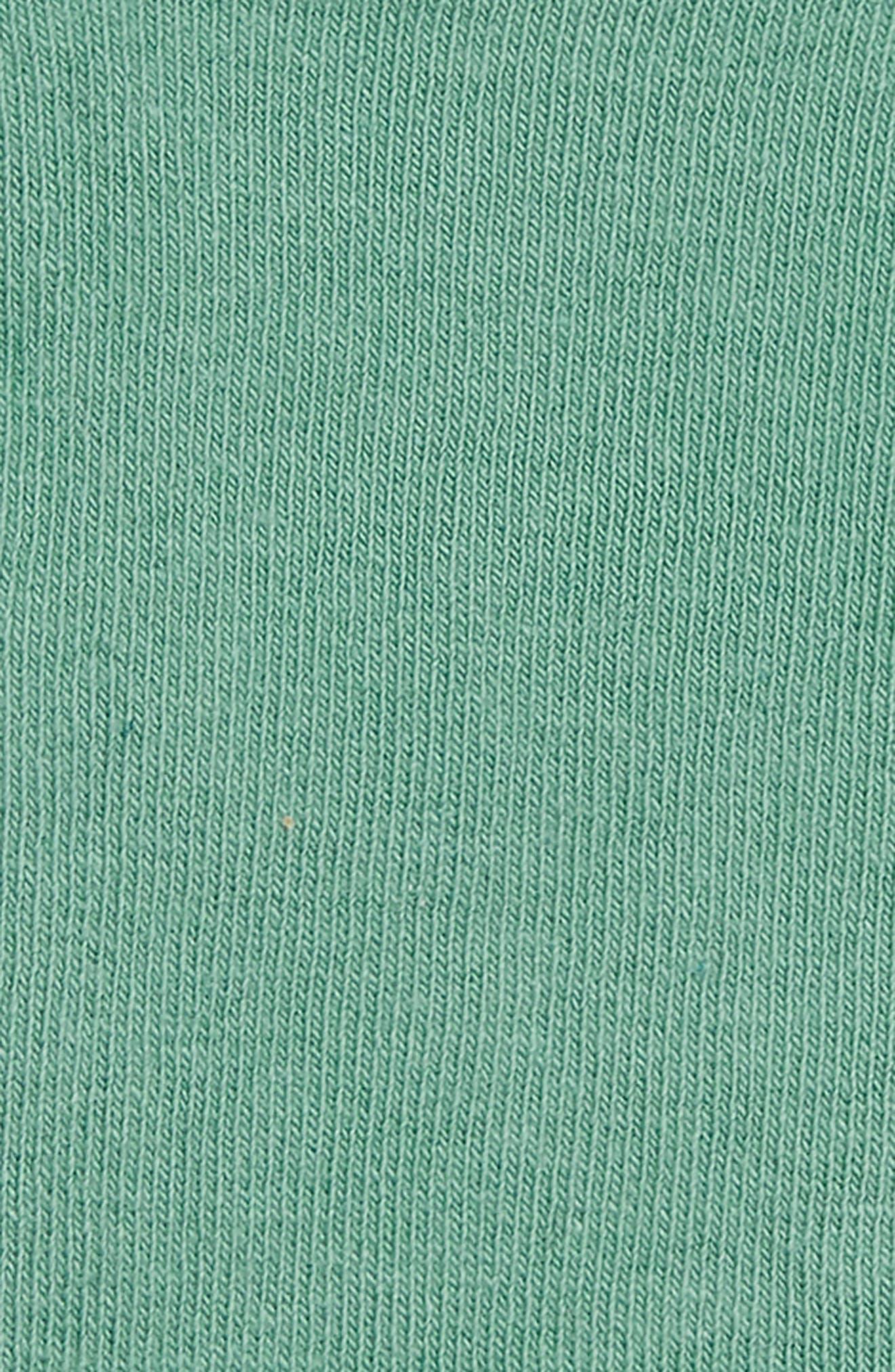 Rib Knit Tights,                             Alternate thumbnail 2, color,                             JADE GREEN