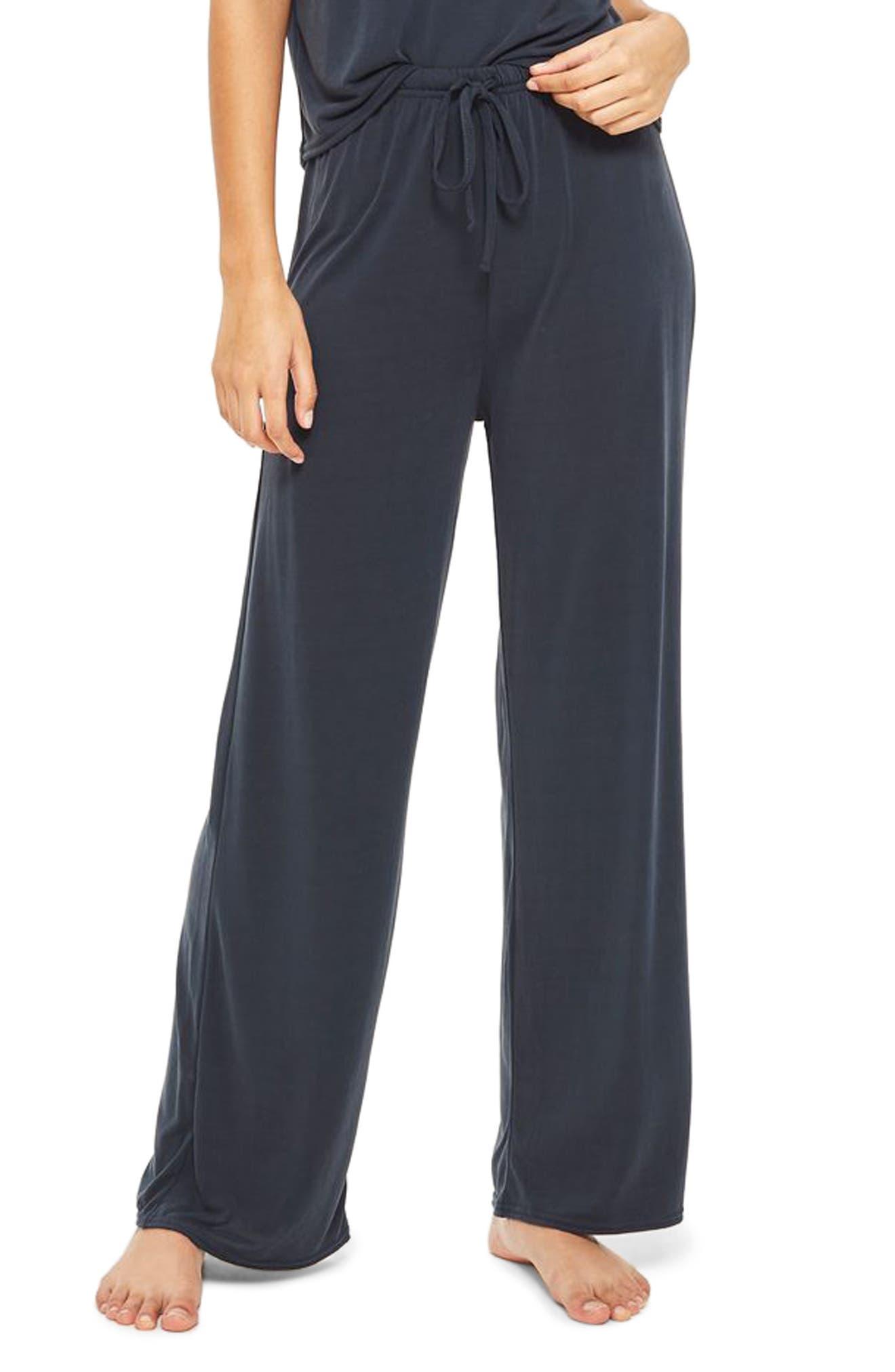 Cupro Lounge Pants,                         Main,                         color, 411