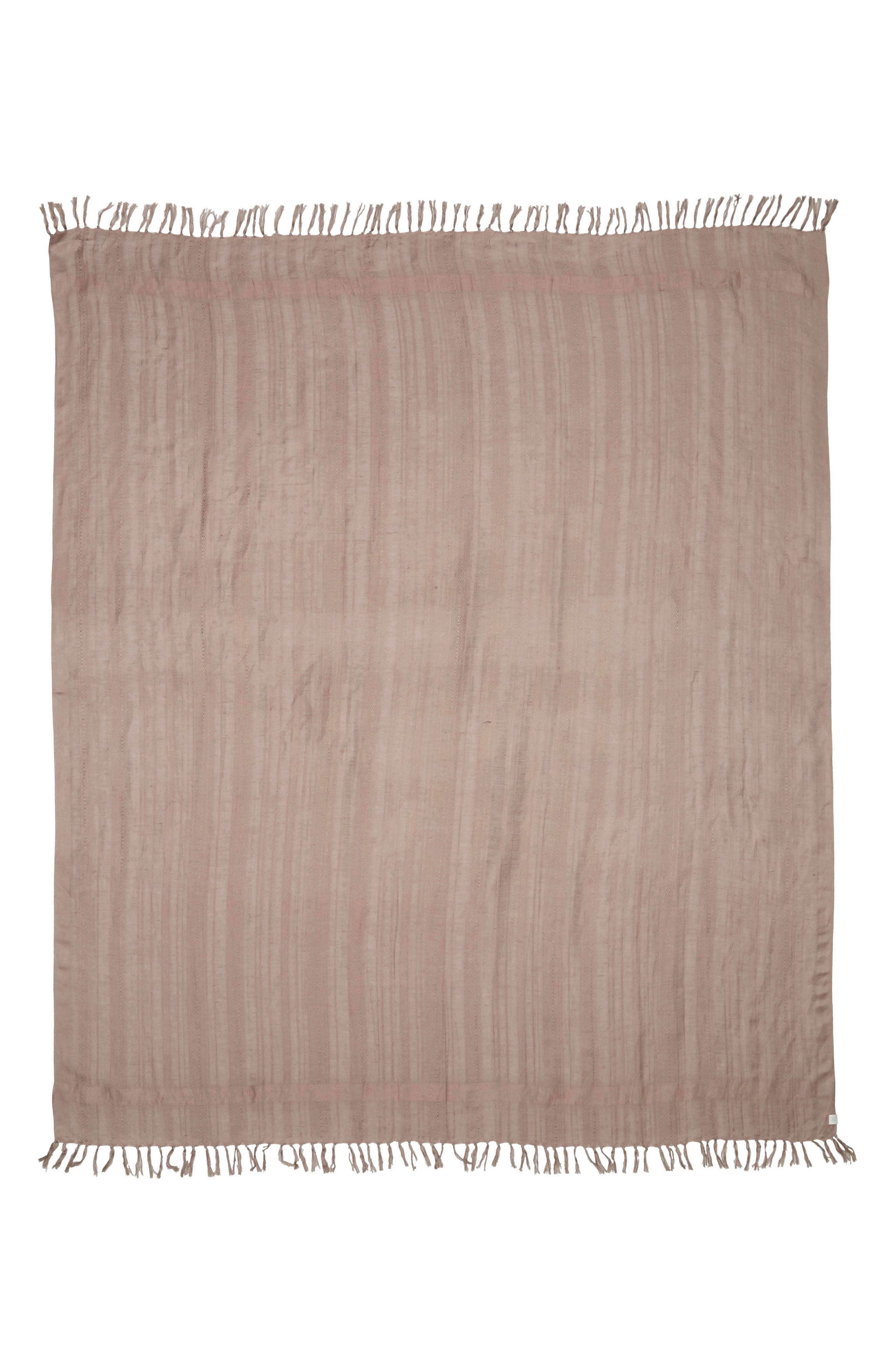Solid Linen Blend Scarf,                             Alternate thumbnail 10, color,