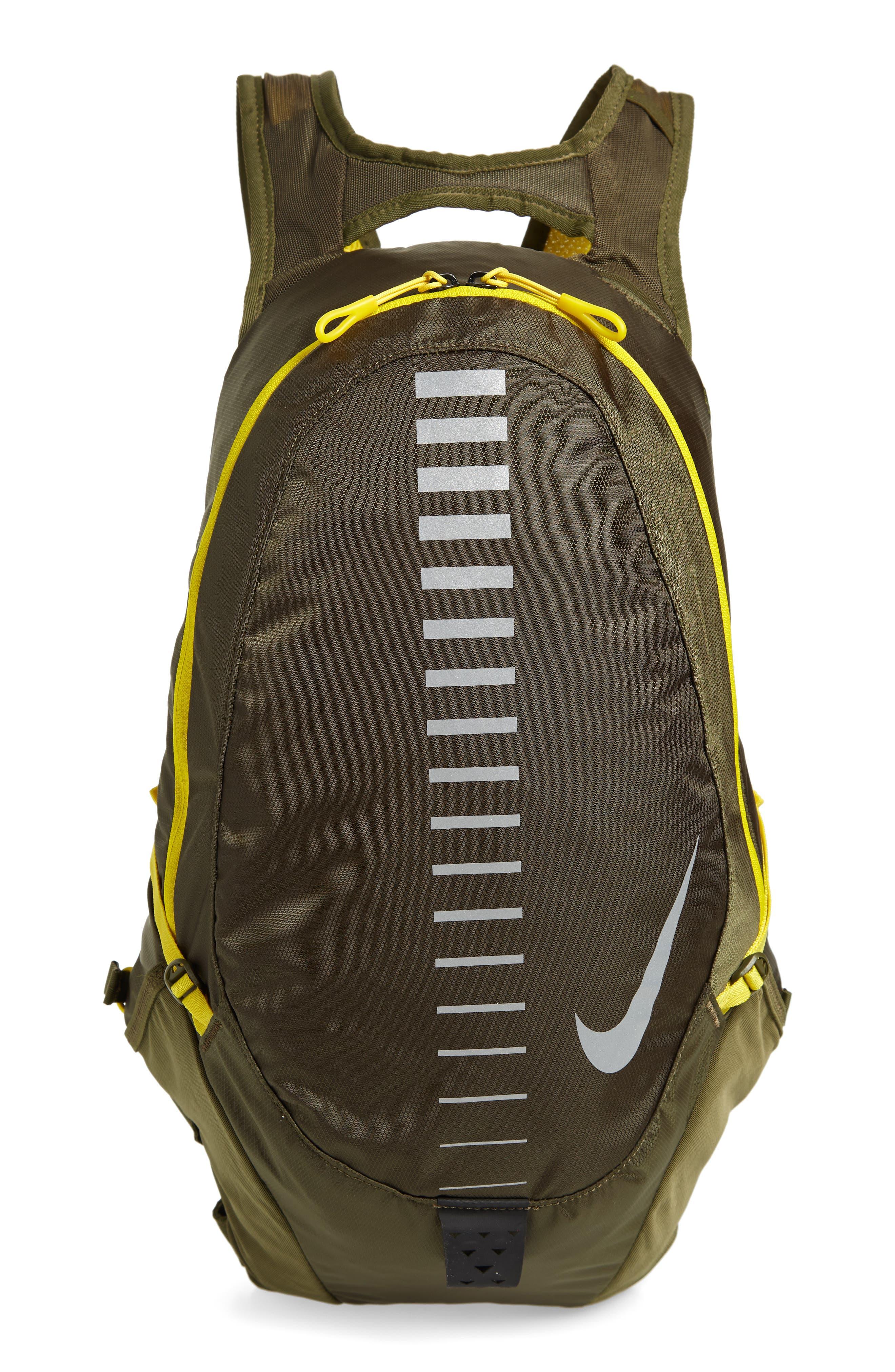 Nike Run Commuter Backpack - Green