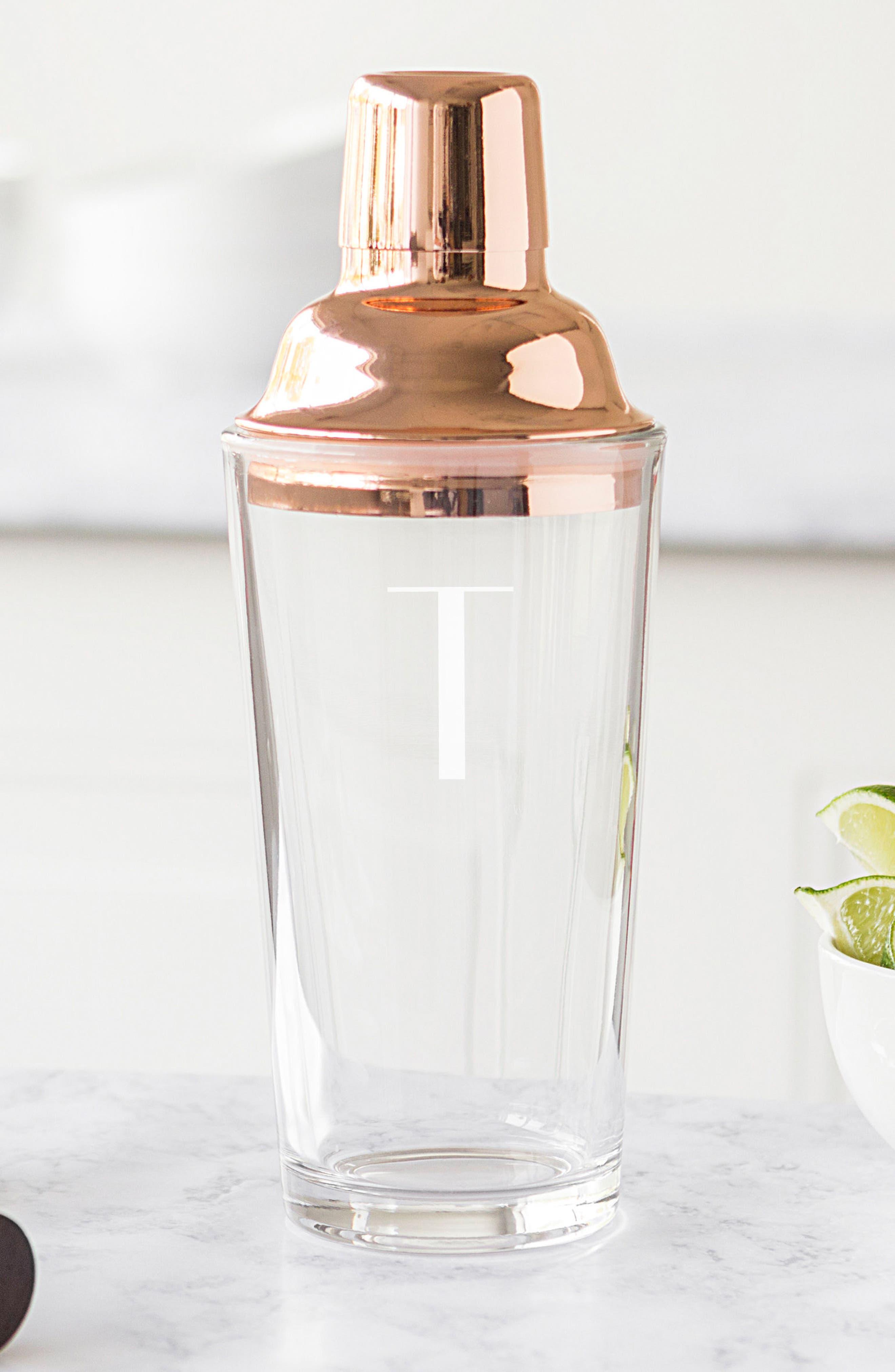 Monogram Coppertone Cocktail Shaker,                             Alternate thumbnail 32, color,
