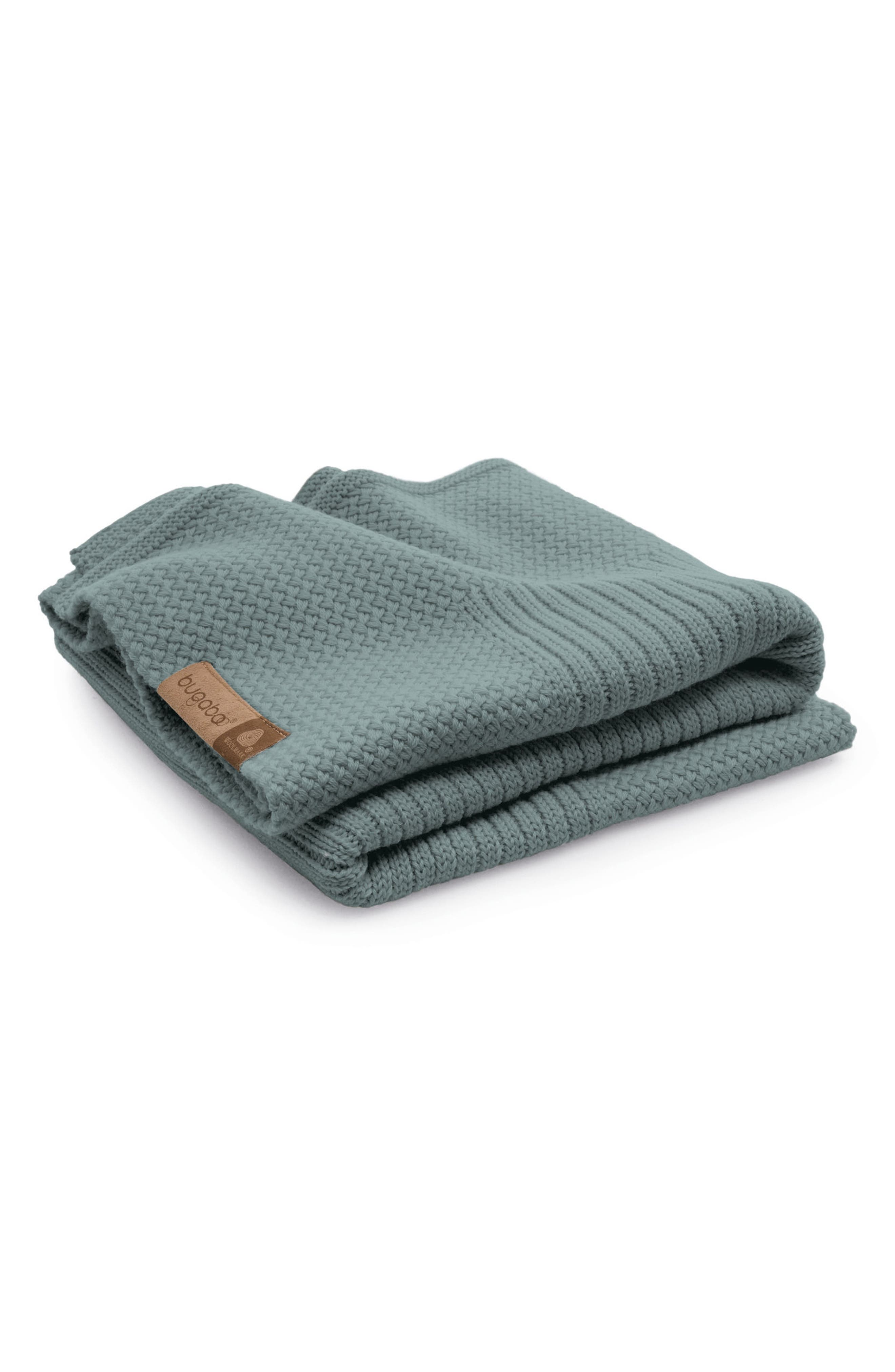 Soft Wool Blanket,                             Main thumbnail 1, color,                             PETROL BLUE