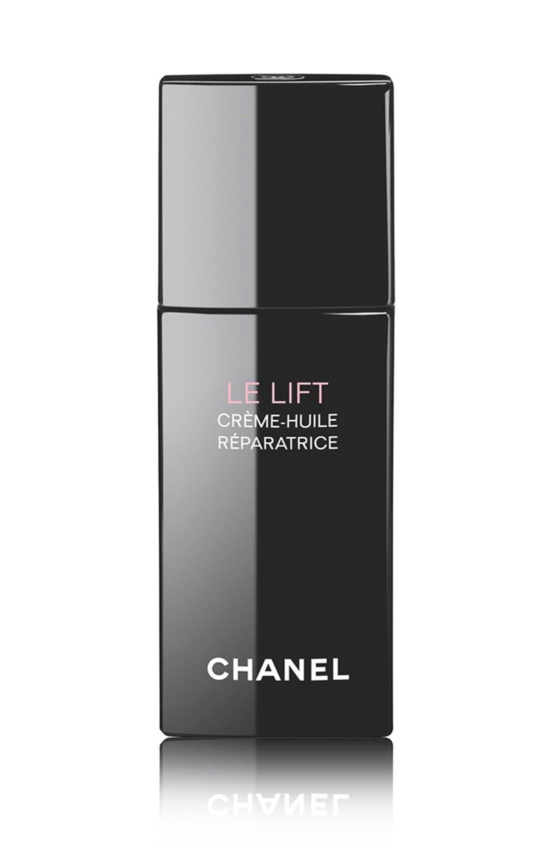 LE LIFT<br />Firming Anti-wrinkle Restorative Cream-Oil,                             Main thumbnail 1, color,                             NO COLOR