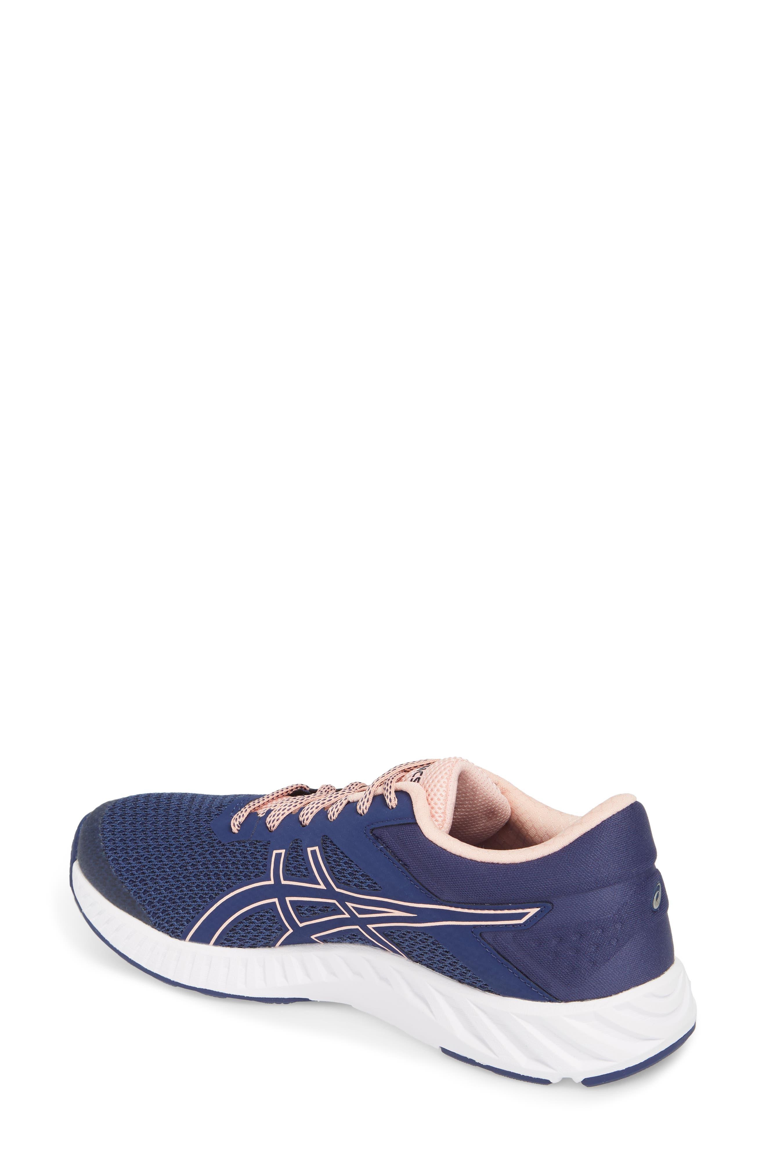 FuzeX Lyte 2 Running Shoe,                             Alternate thumbnail 2, color,                             INDIGO BLUE/ FROSTED ROSE