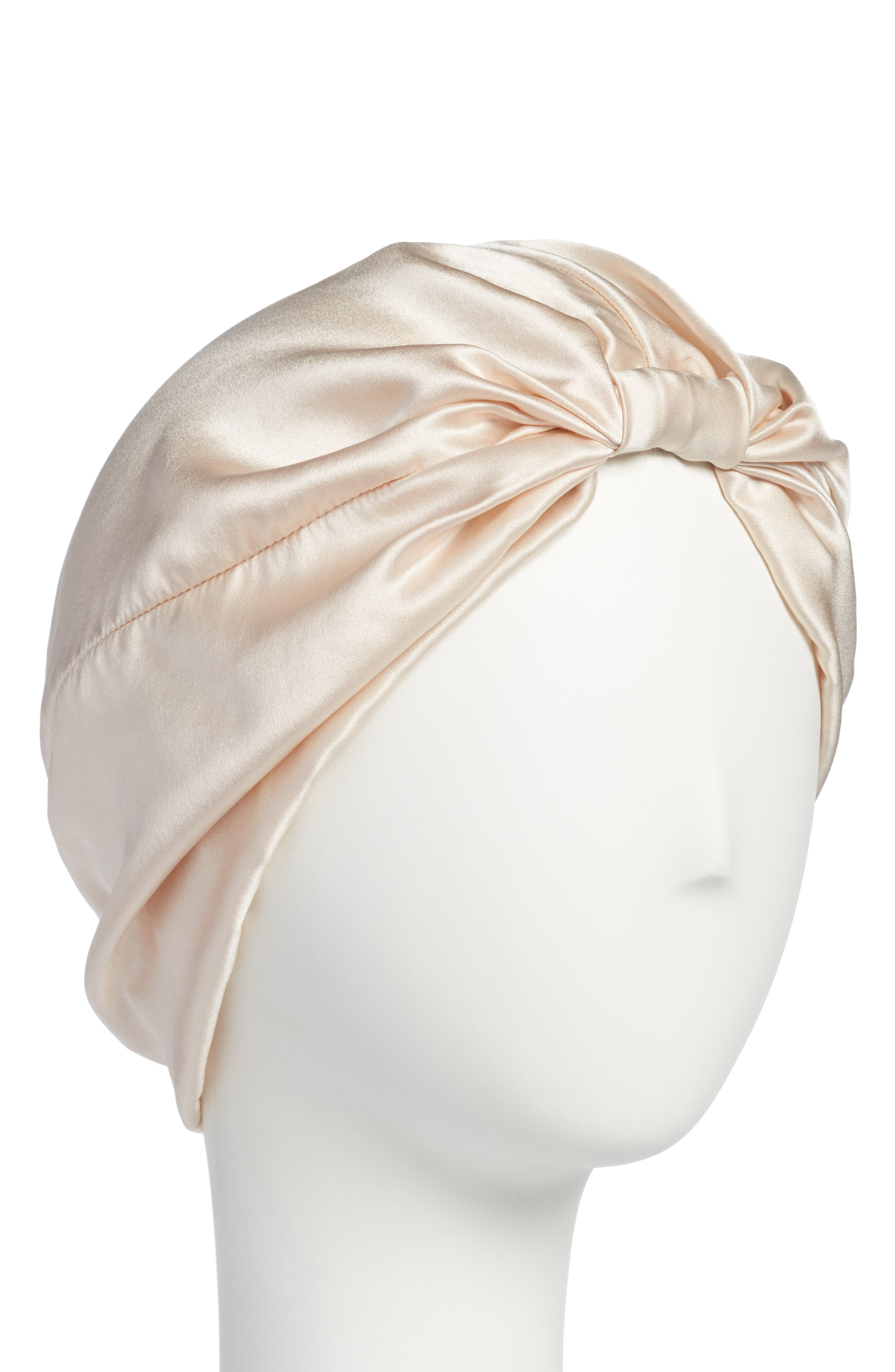 The Kate Silk Hair Wrap,                             Alternate thumbnail 3, color,                             250