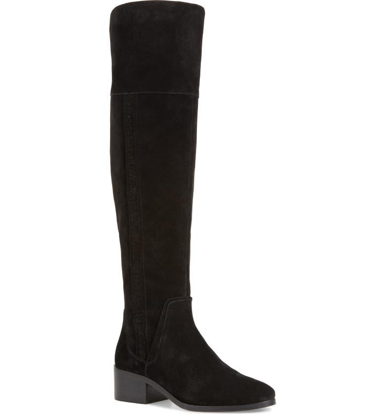 Shop For Vince Camuto Kochelda Over the Knee Boot (Women) (Regular & Wide Calf) Purchase Online