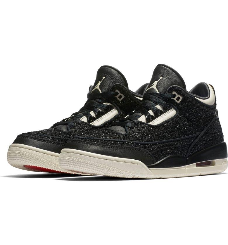 c8d5a00cc25 Nike Air Jordan 3 Retro SE AWOK Sneaker (Women)