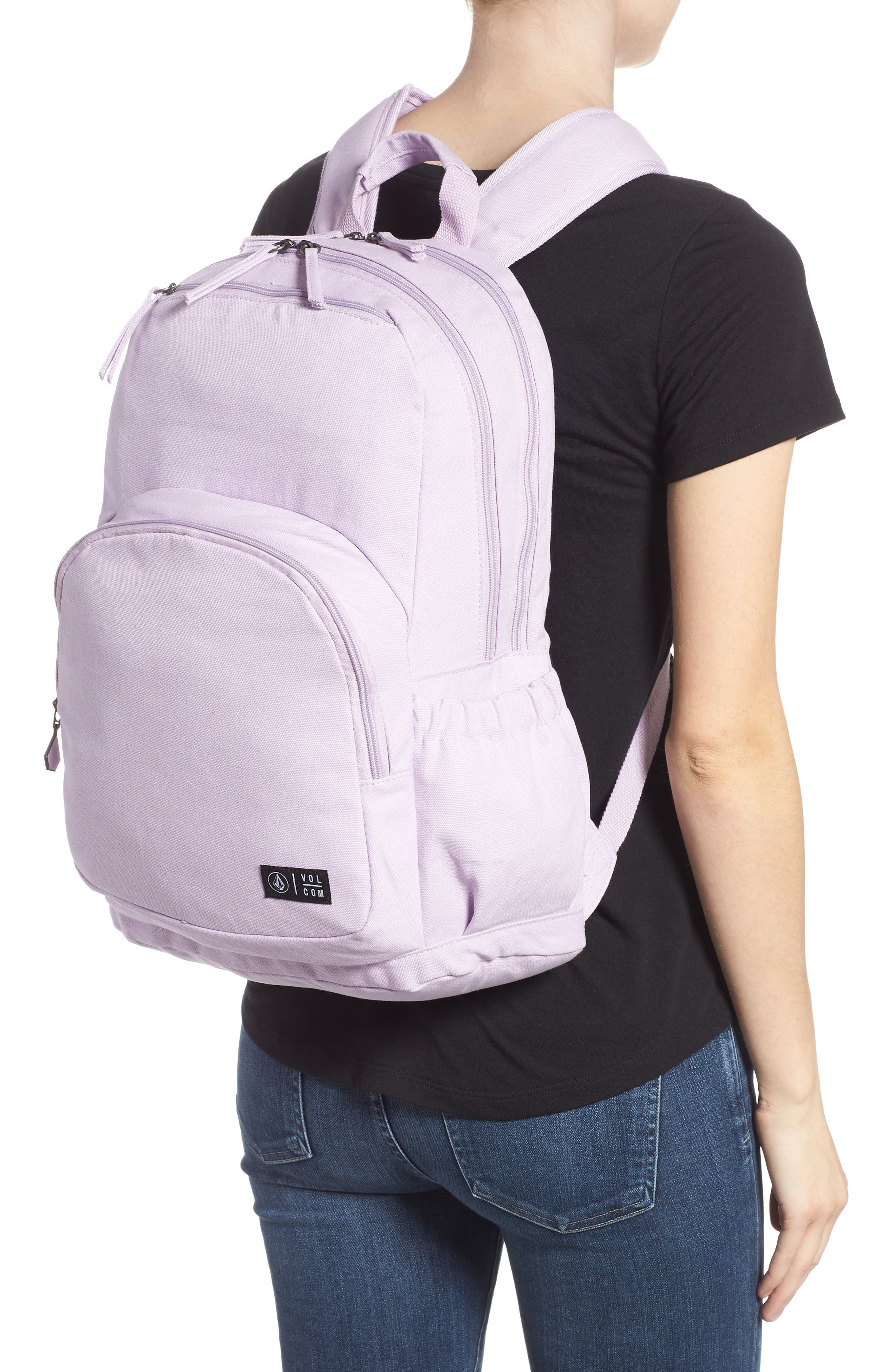 Field Trip Canvas Backpack,                             Alternate thumbnail 2, color,                             500