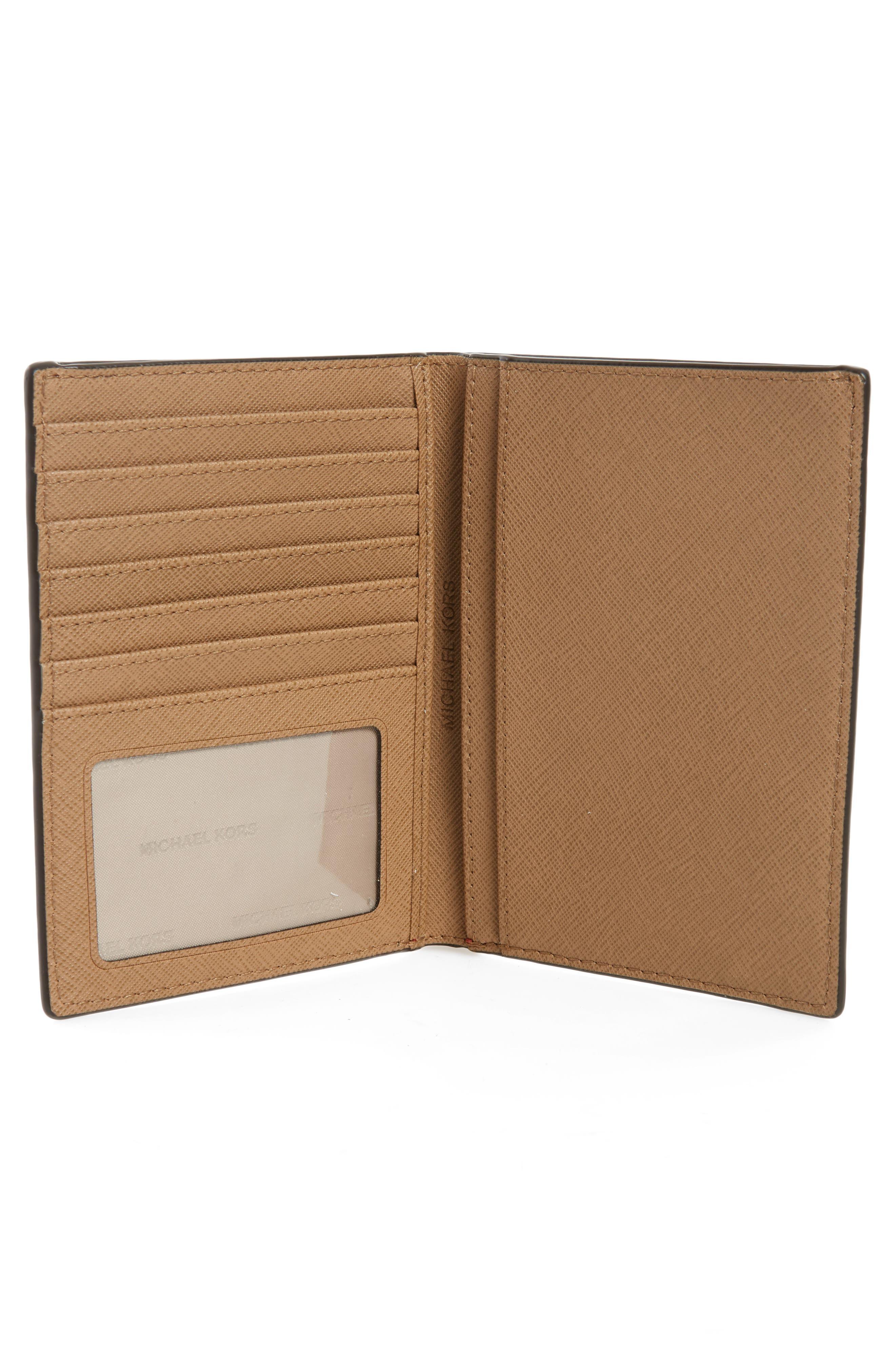 Mercer Passport Wallet,                             Alternate thumbnail 4, color,