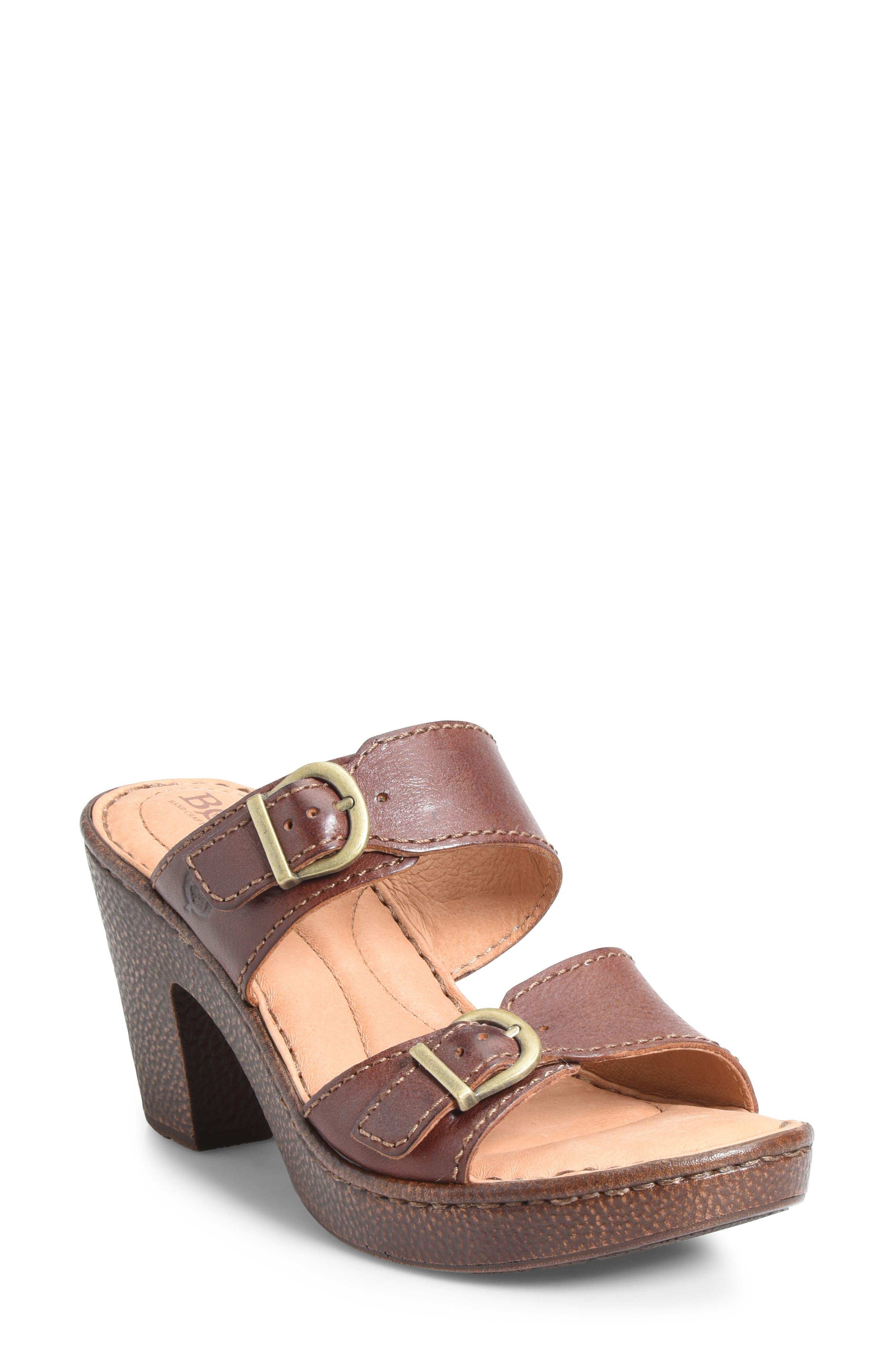 B?rn Wallowa Sandal, Brown