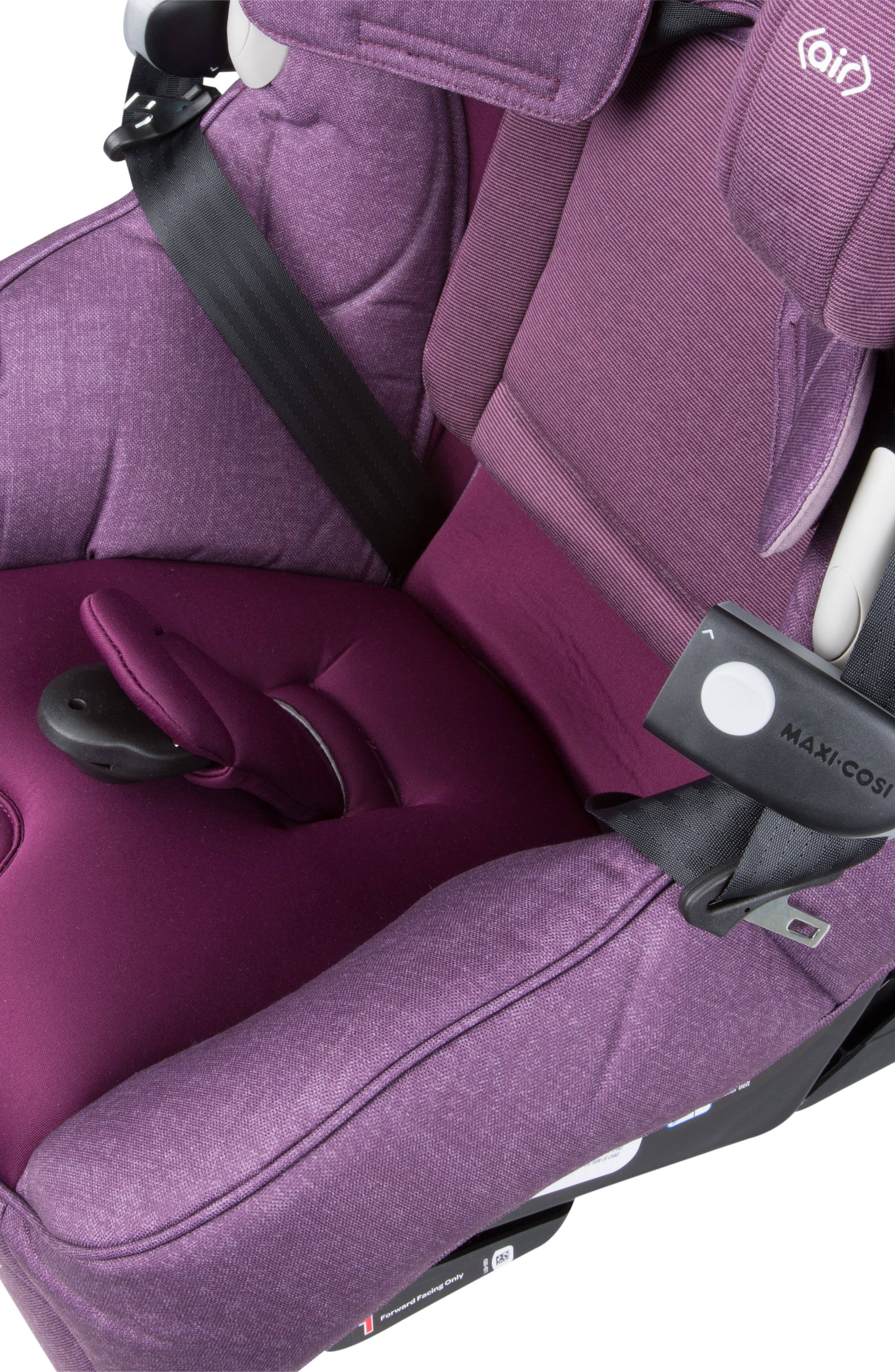 Pria<sup>™</sup> 85 Max Nomad Collection Convertible Car Seat,                             Alternate thumbnail 5, color,                             NOMAD PURPLE