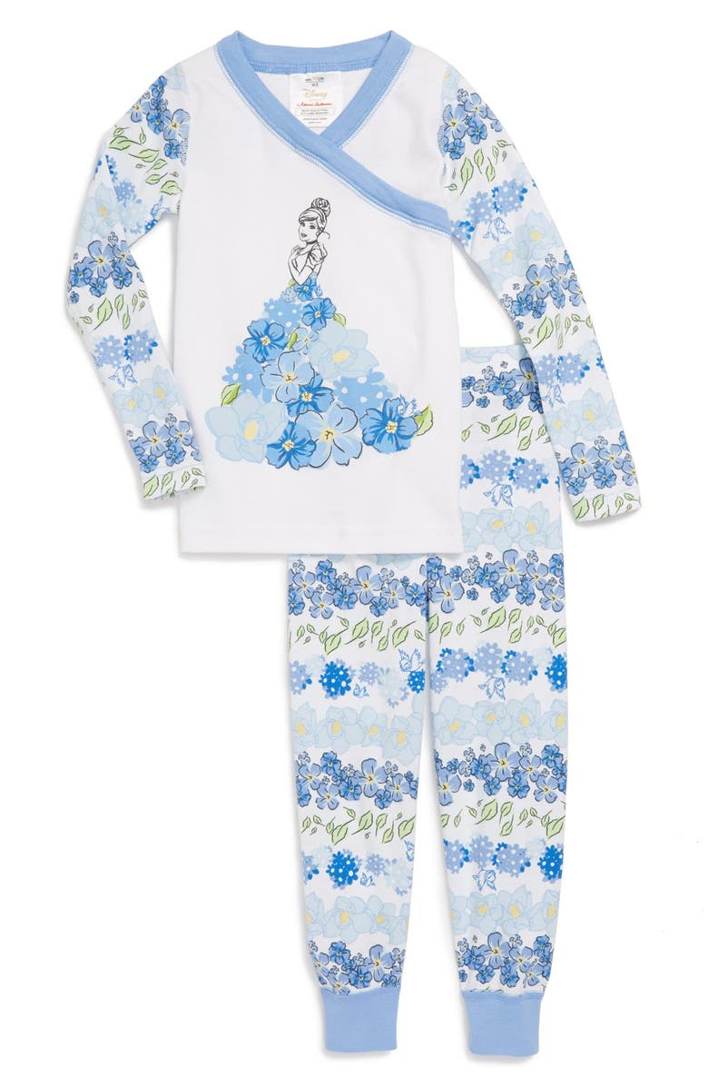 738f6360a Hanna Andersson  Disney - Cinderella  Two-Piece Organic Cotton ...