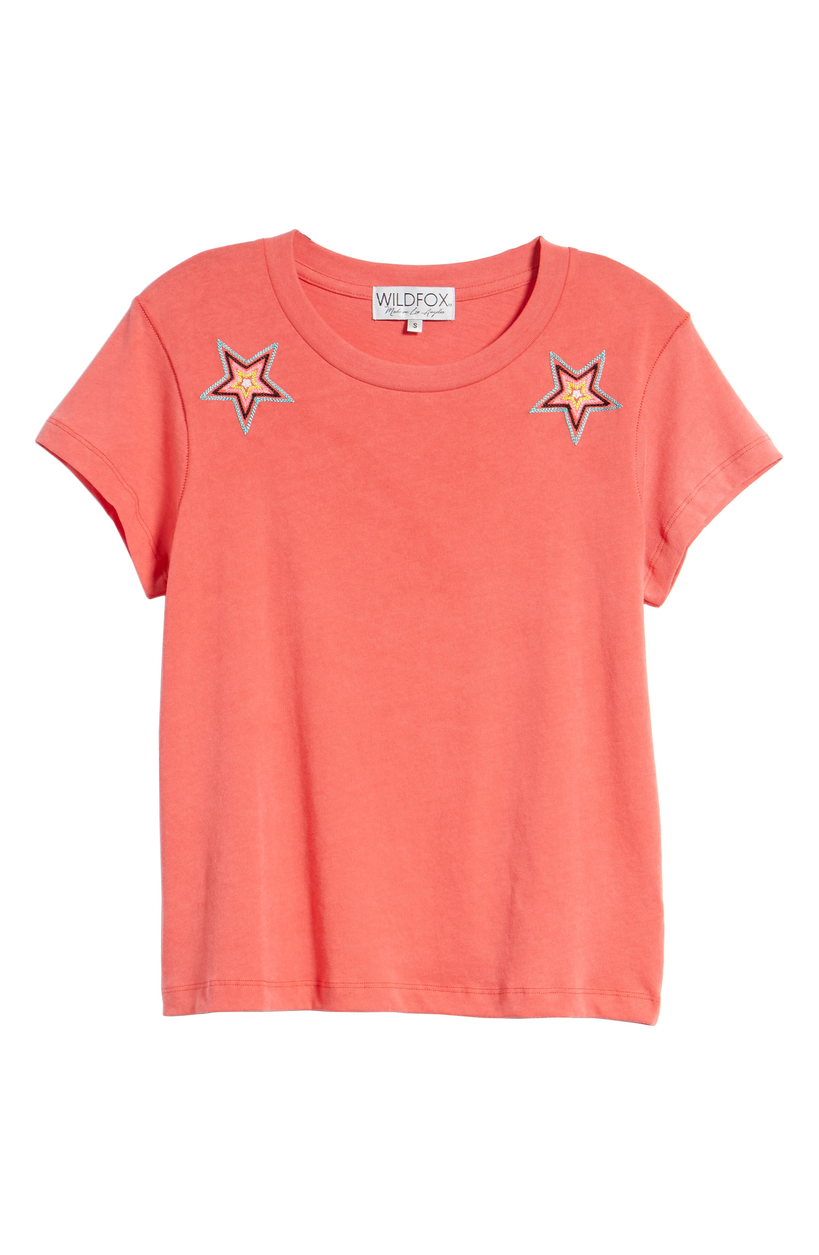 Starbright Number 9 Tee,                             Alternate thumbnail 7, color,                             640