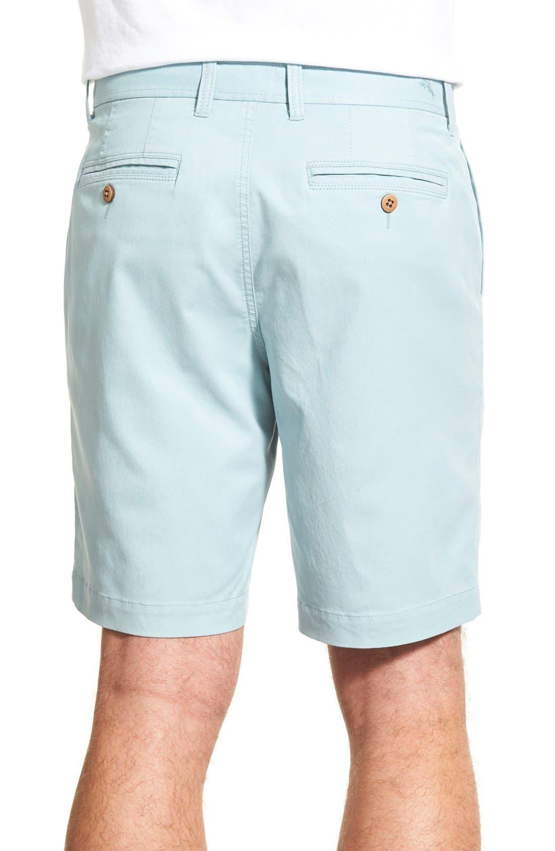 'Offshore' Flat Front Shorts,                             Alternate thumbnail 26, color,
