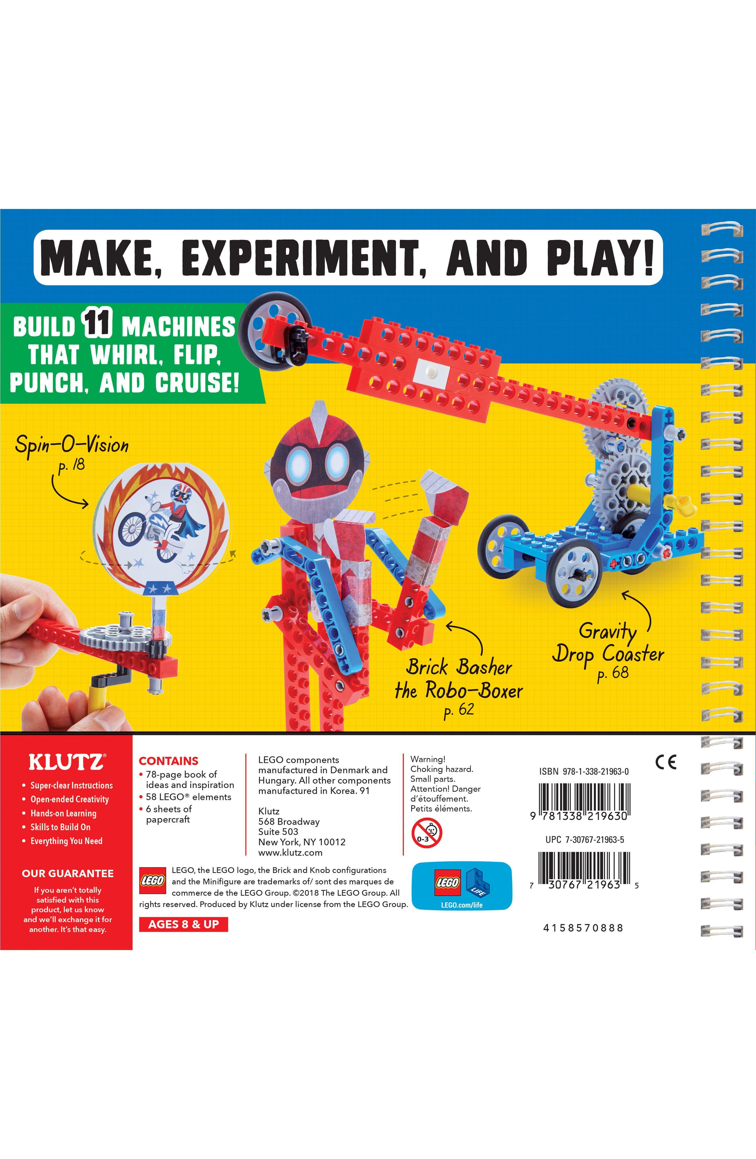 LEGO<sup>®</sup> Gadgets Activity Set,                             Alternate thumbnail 2, color,                             NONE