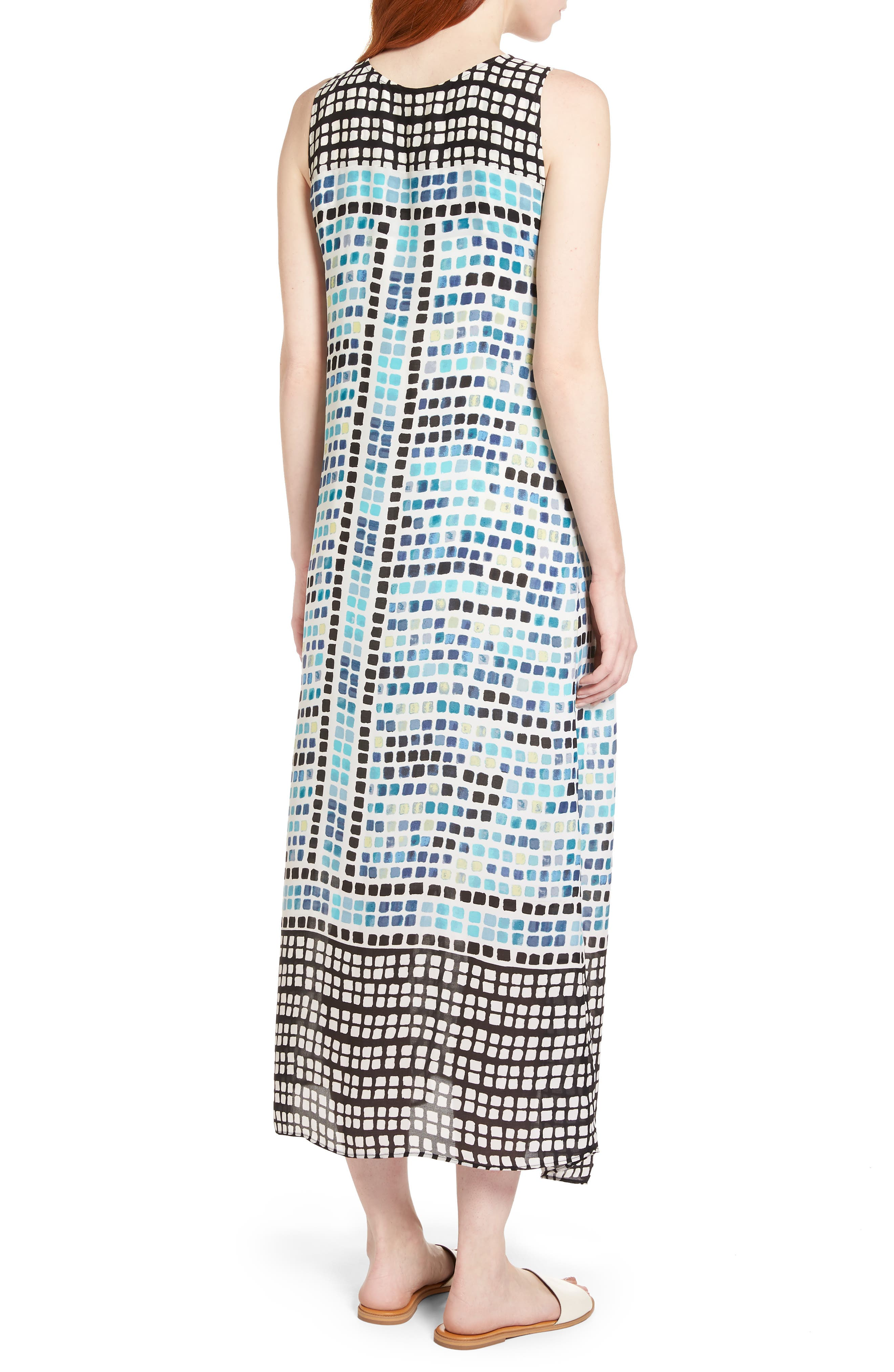 Color Wave Maxi Dress,                             Alternate thumbnail 2, color,