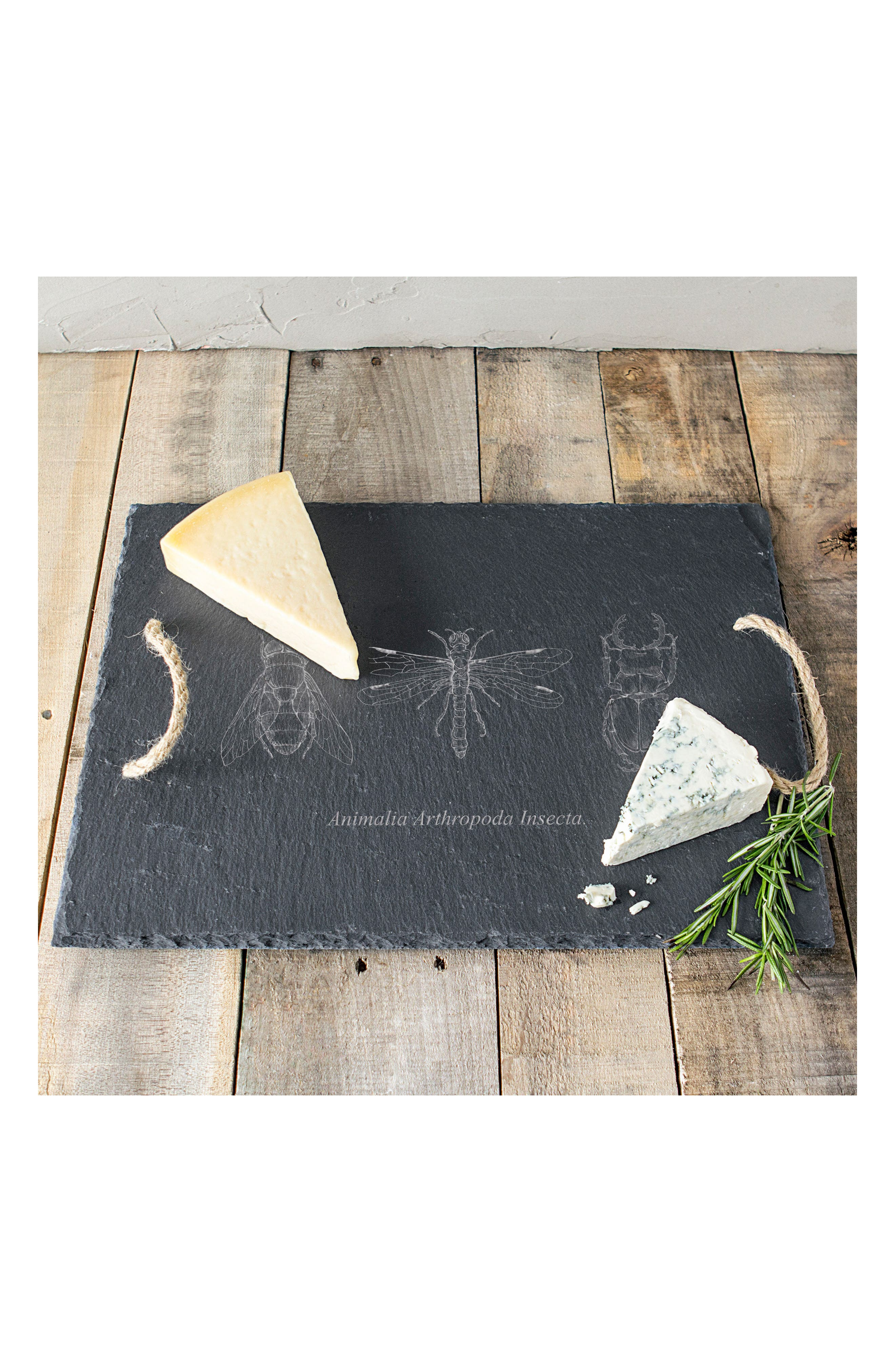 Insect Slate Tray,                             Alternate thumbnail 3, color,                             001
