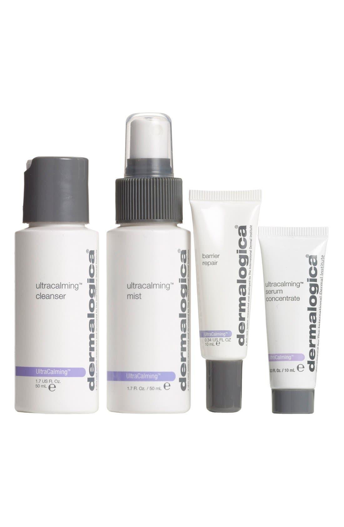 UltraCalming<sup>™</sup> Skin Kit,                             Main thumbnail 1, color,                             000