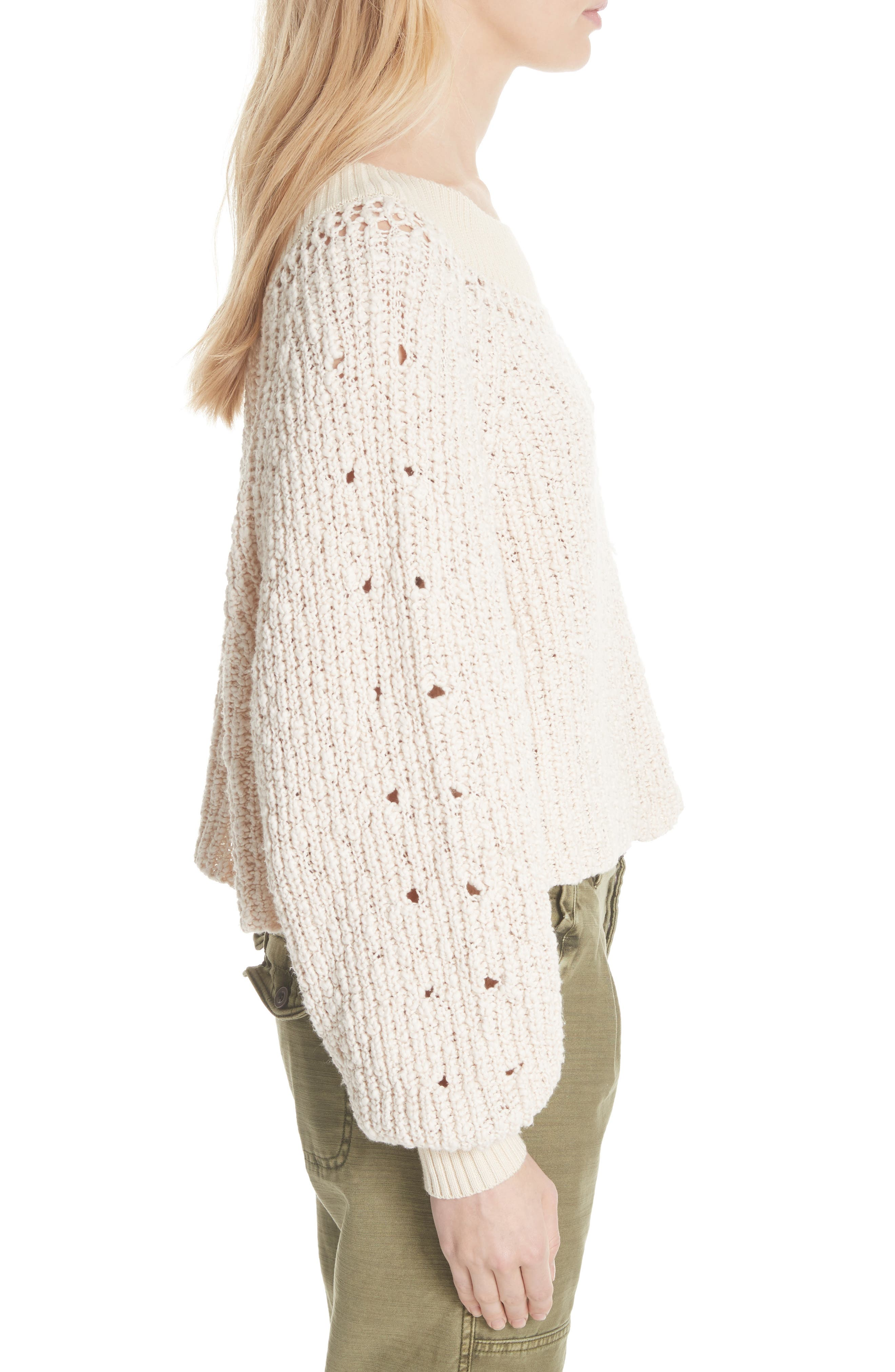 Pandora's Boatneck Sweater,                             Alternate thumbnail 12, color,