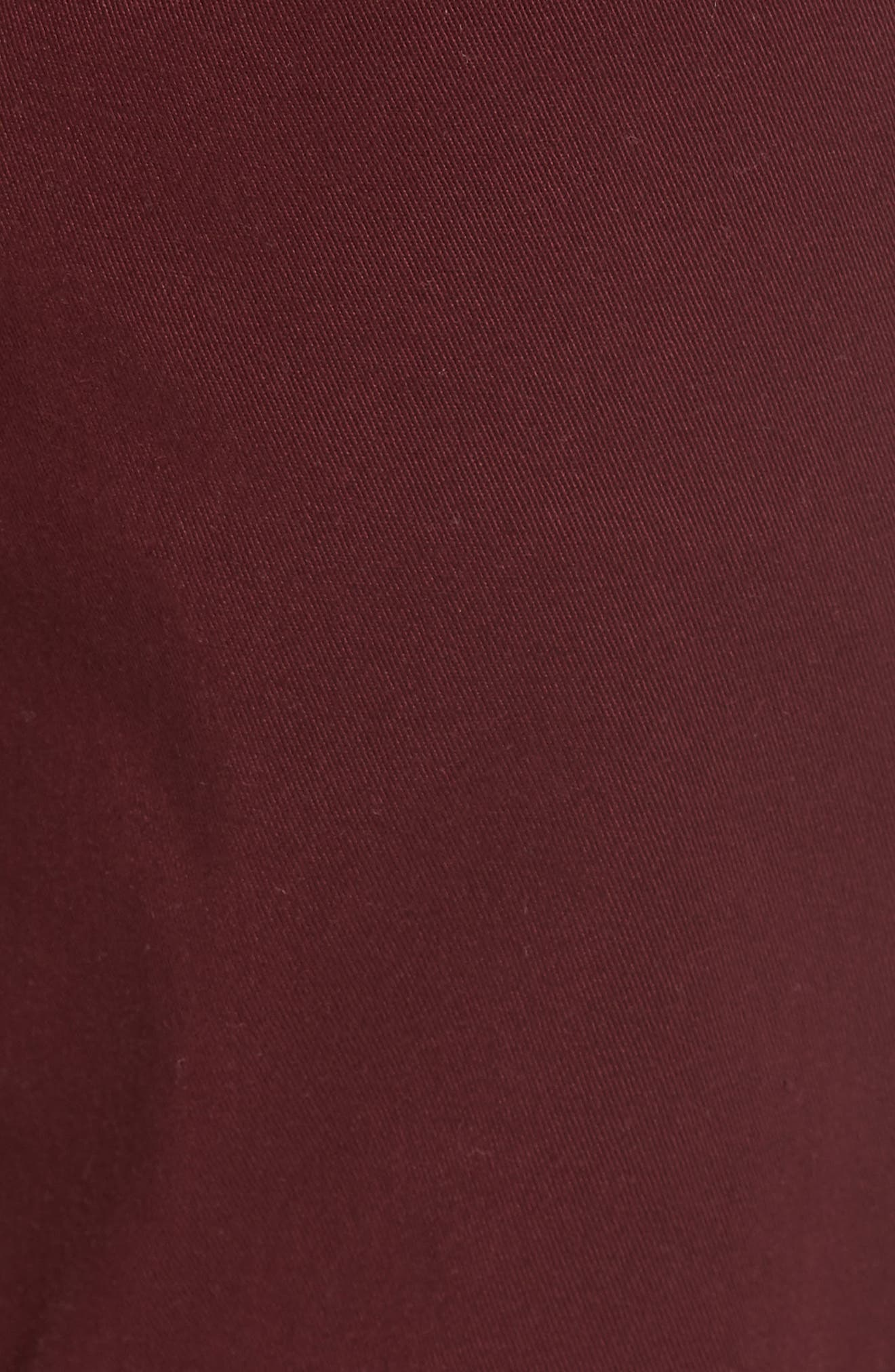 Blake Slim Fit Jeans,                             Alternate thumbnail 5, color,                             BURGUNDY
