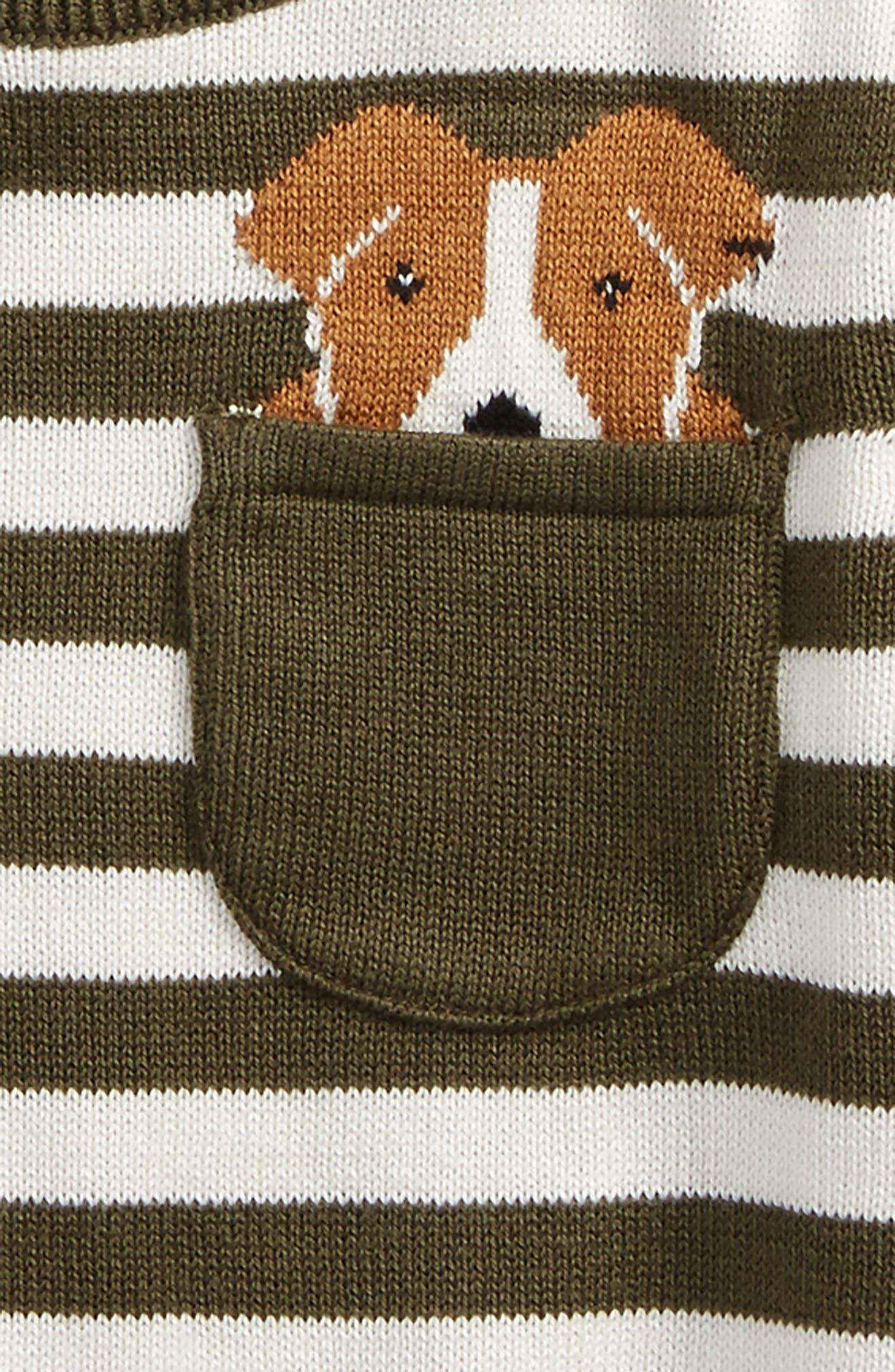Pocket Dog Sweater,                             Alternate thumbnail 2, color,