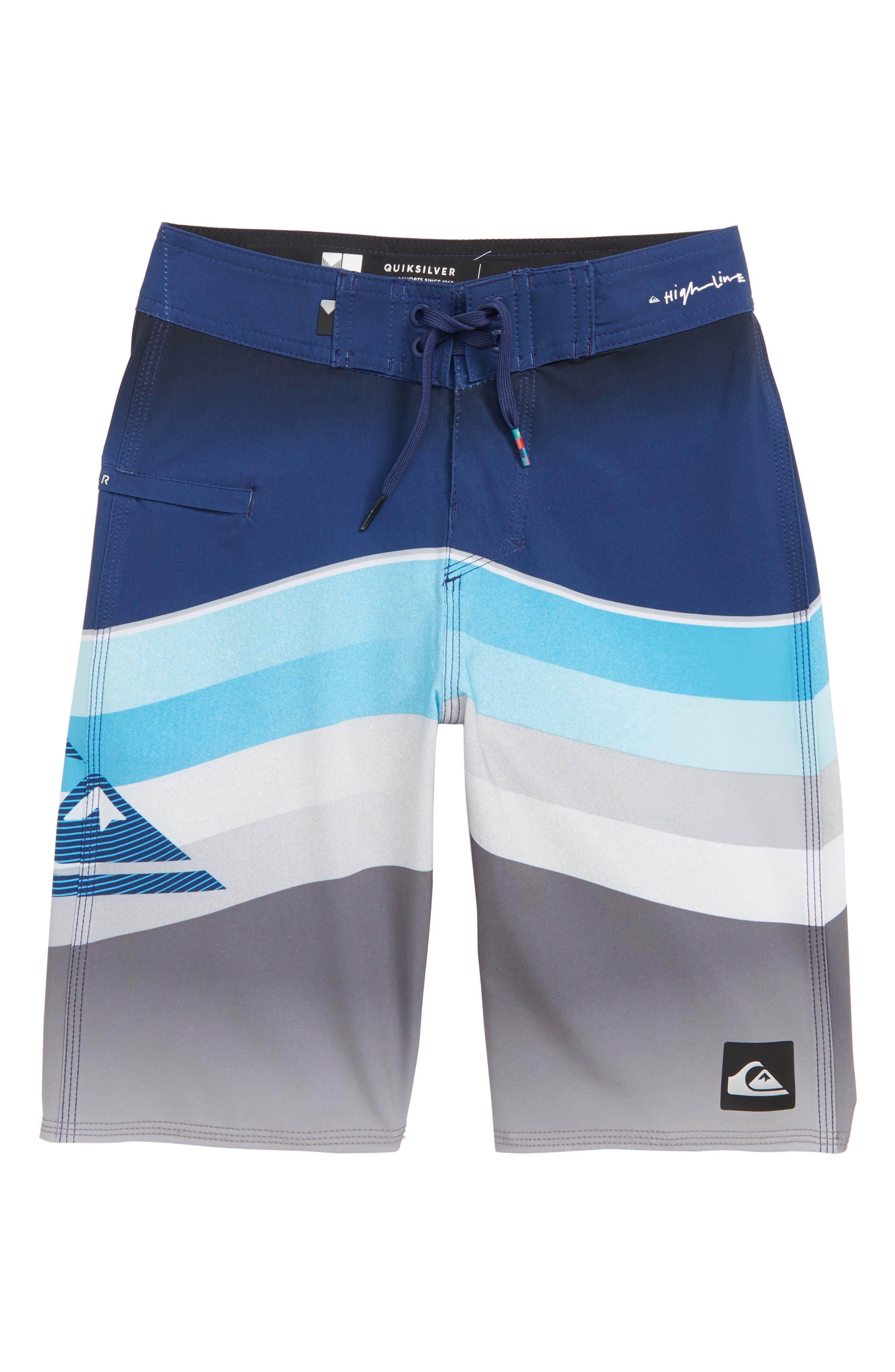 Highline Slab Board Shorts,                         Main,                         color, 401