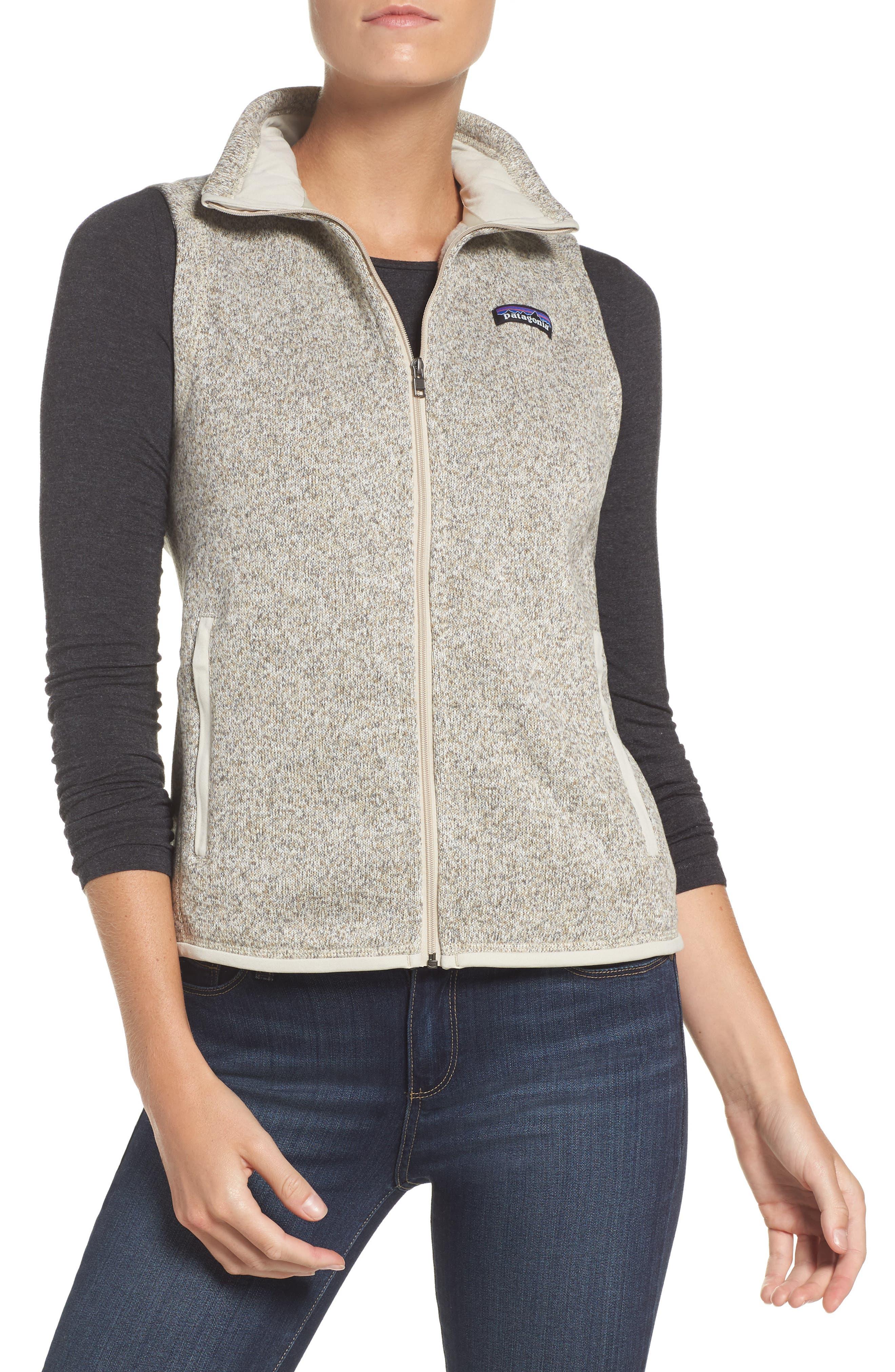 Better Sweater Vest,                         Main,                         color, PELICAN