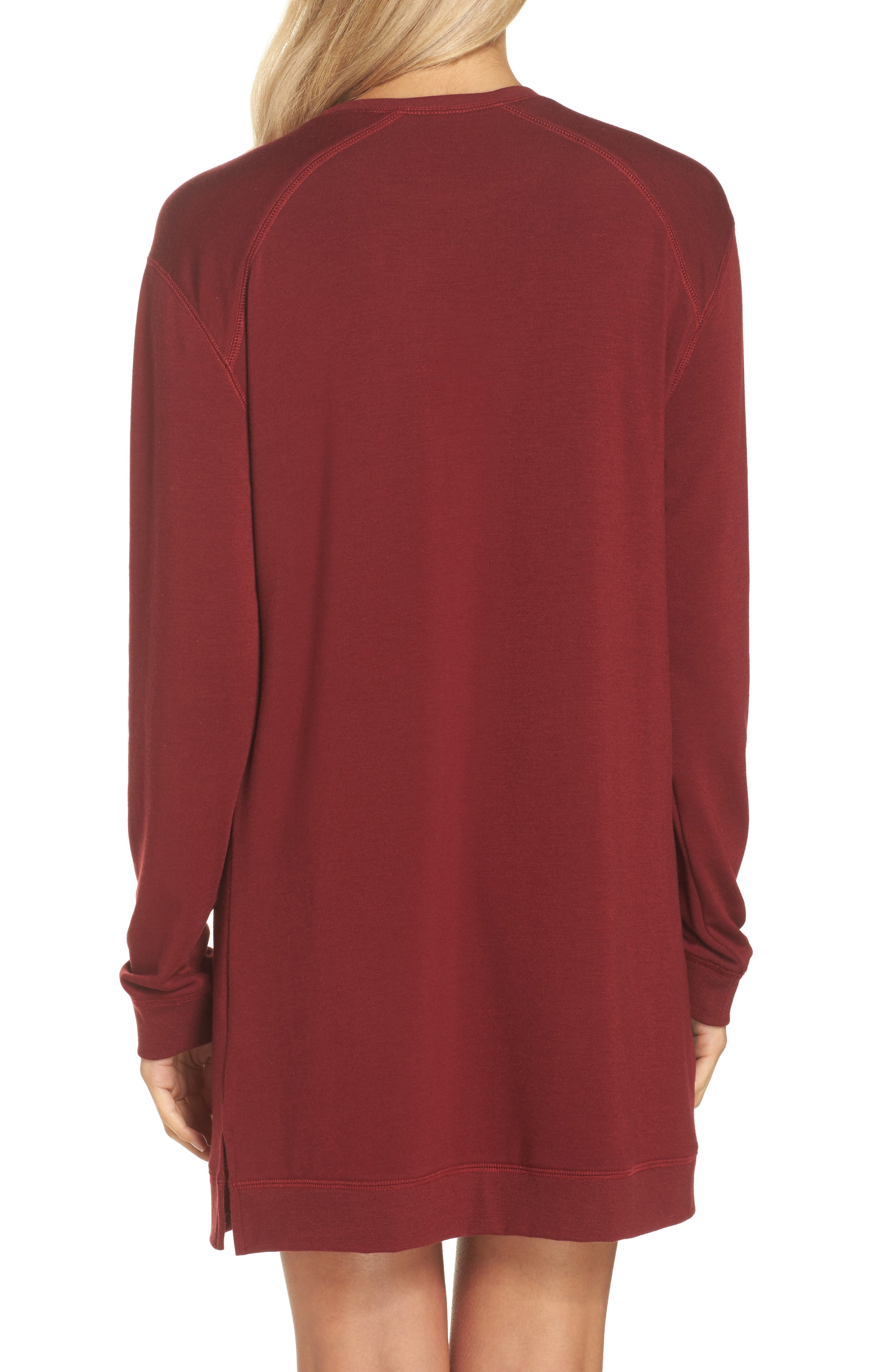 Sleepy Tunic Shirt,                             Alternate thumbnail 5, color,